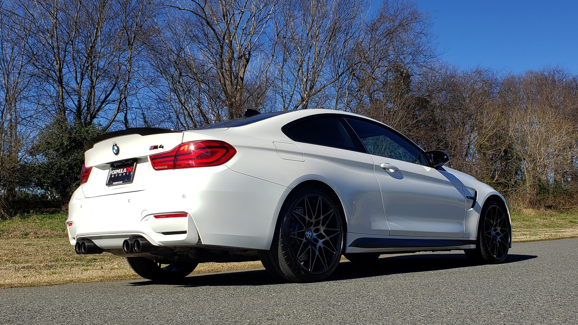 Used 2018 BMW M4 COMP PKG / EXEC / M-DRIVER / PARK CNTRL / ACTIVE BLIND SPOT for sale $45,449 at Formula Imports in Charlotte NC 28227 8