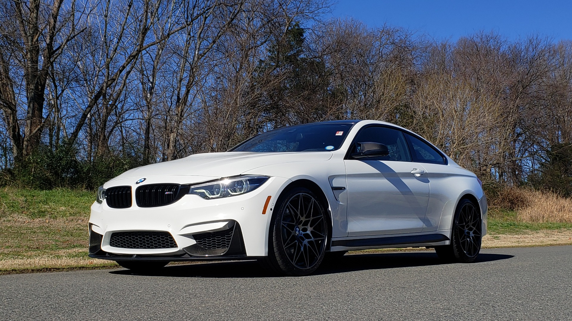 Used 2018 BMW M4 COMP PKG / EXEC / M-DRIVER / PARK CNTRL / ACTIVE BLIND SPOT for sale Sold at Formula Imports in Charlotte NC 28227 1
