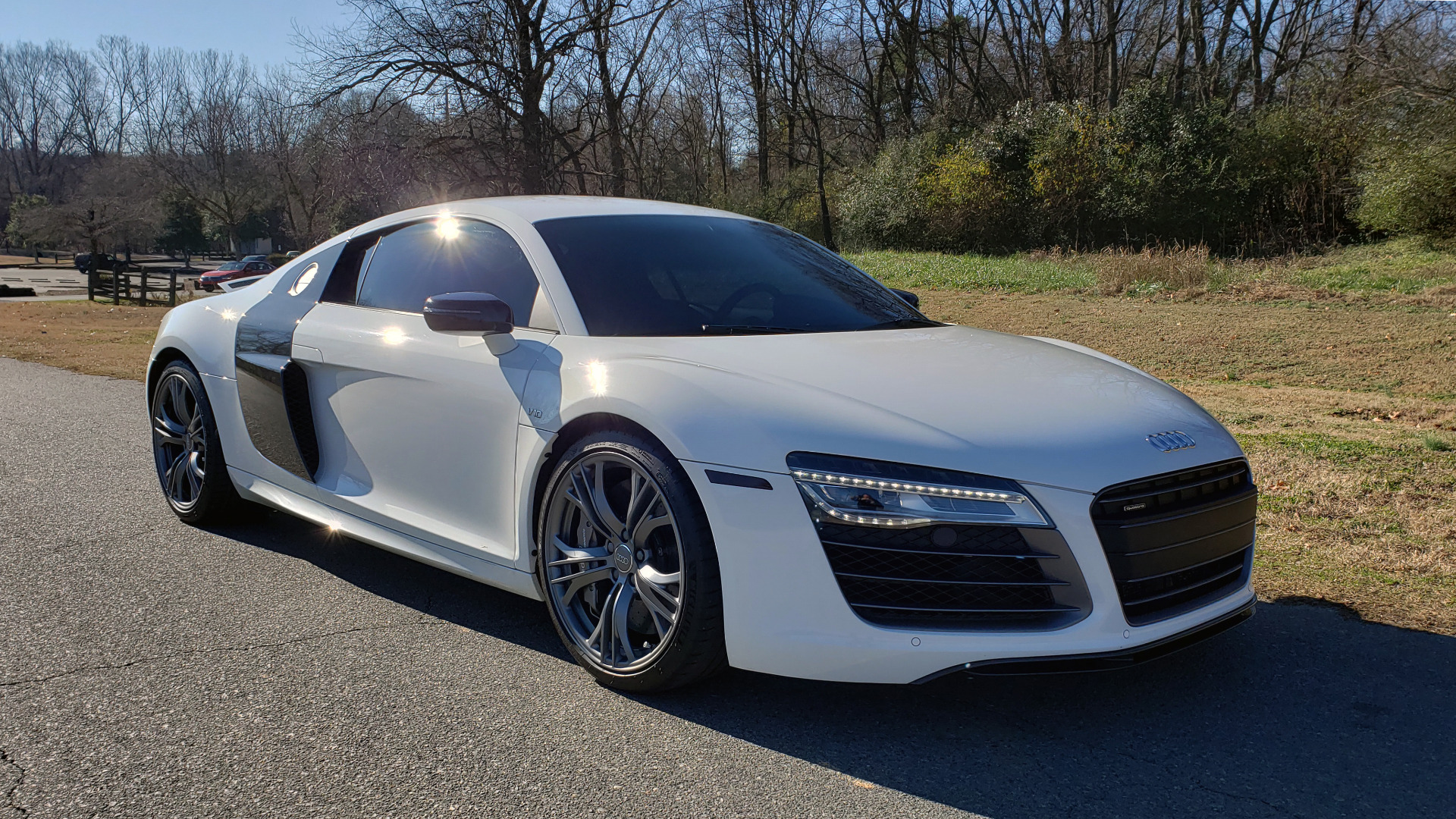 Used 2015 Audi R8 V10 PLUS / S-TRONIC / B&O SOUND / SPORT EXH / REARVIEW for sale Sold at Formula Imports in Charlotte NC 28227 16
