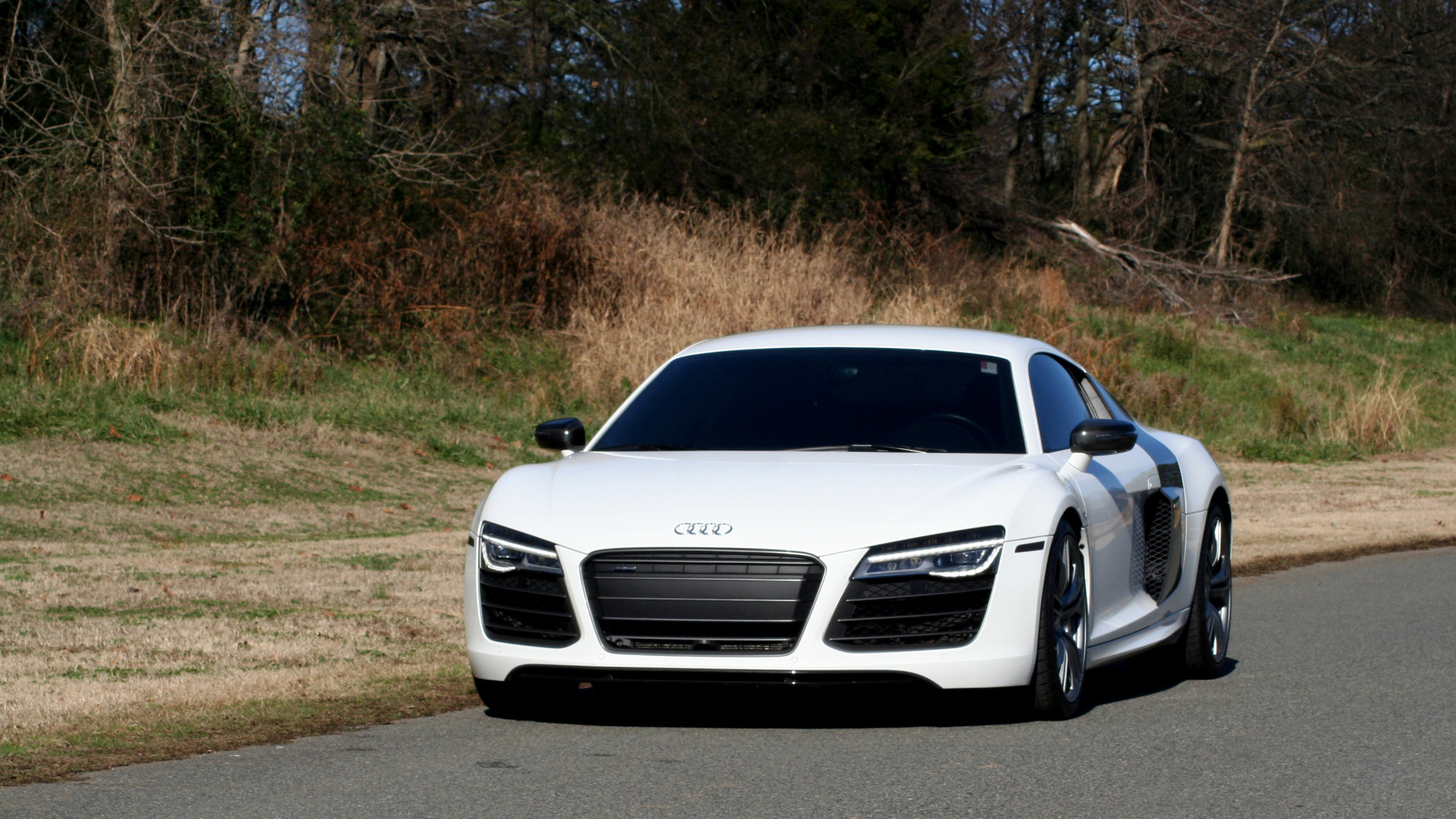 Used 2015 Audi R8 V10 PLUS / S-TRONIC / B&O SOUND / SPORT EXH / REARVIEW for sale Sold at Formula Imports in Charlotte NC 28227 56