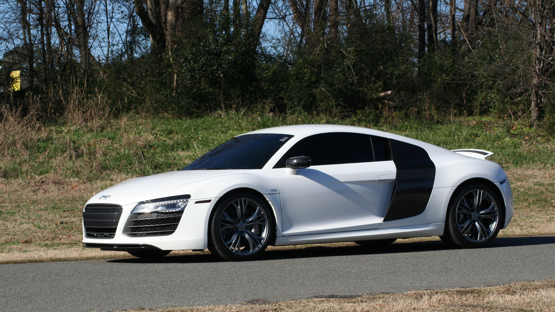 Used 2015 Audi R8 V10 PLUS / S-TRONIC / B&O SOUND / SPORT EXH / REARVIEW for sale Sold at Formula Imports in Charlotte NC 28227 57