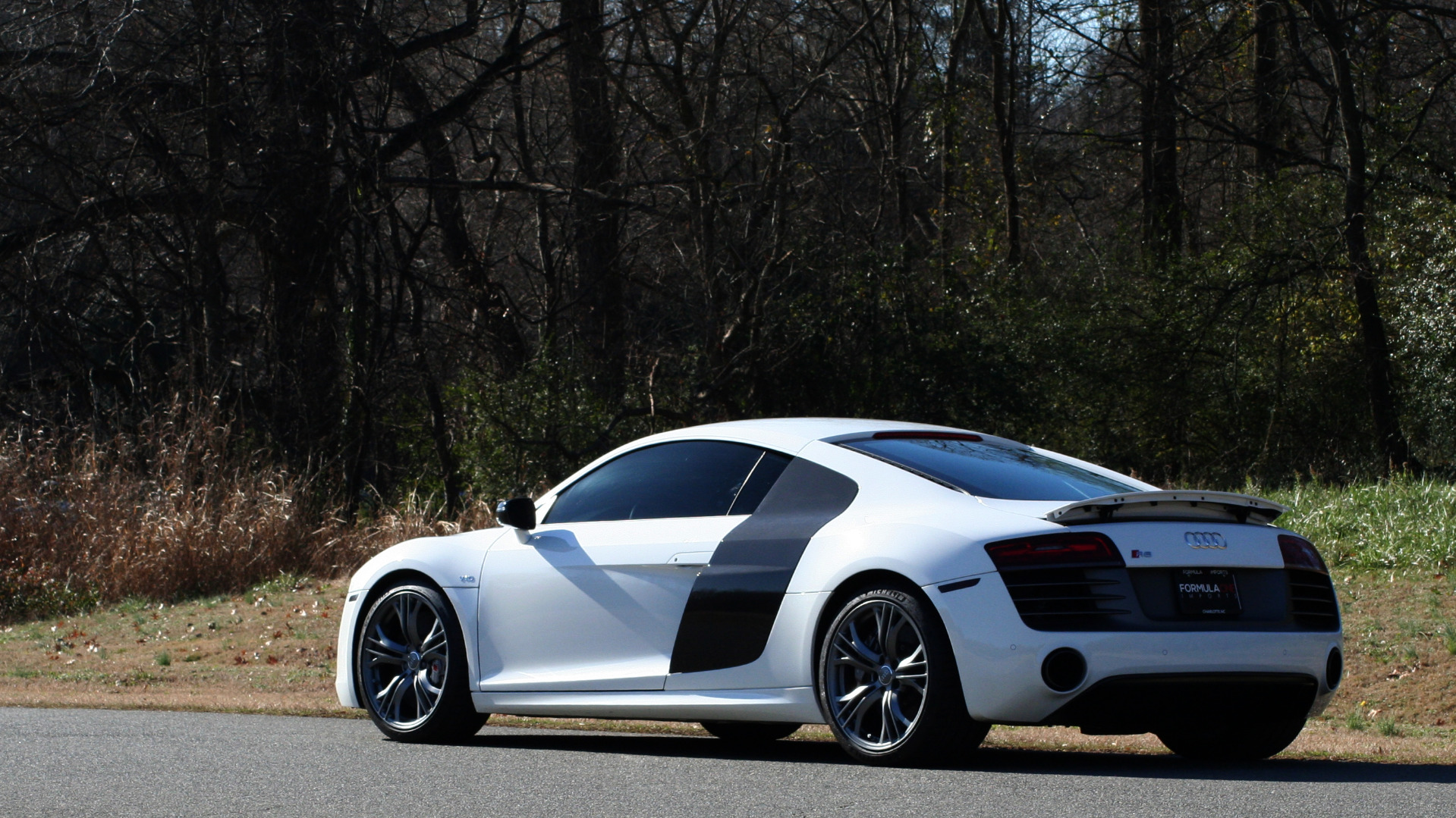 Used 2015 Audi R8 V10 PLUS / S-TRONIC / B&O SOUND / SPORT EXH / REARVIEW for sale Sold at Formula Imports in Charlotte NC 28227 59