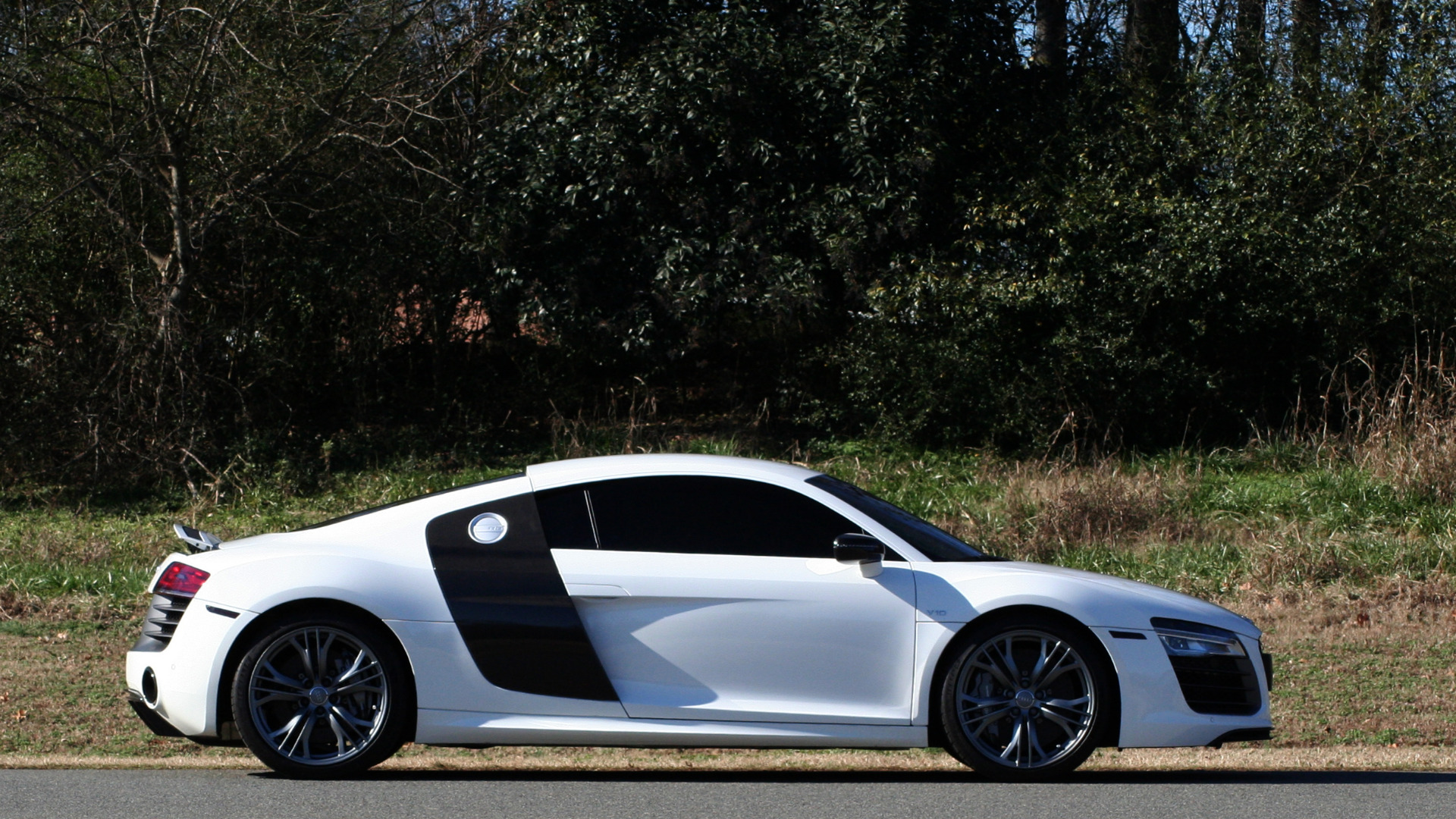 Used 2015 Audi R8 V10 PLUS / S-TRONIC / B&O SOUND / SPORT EXH / REARVIEW for sale Sold at Formula Imports in Charlotte NC 28227 64