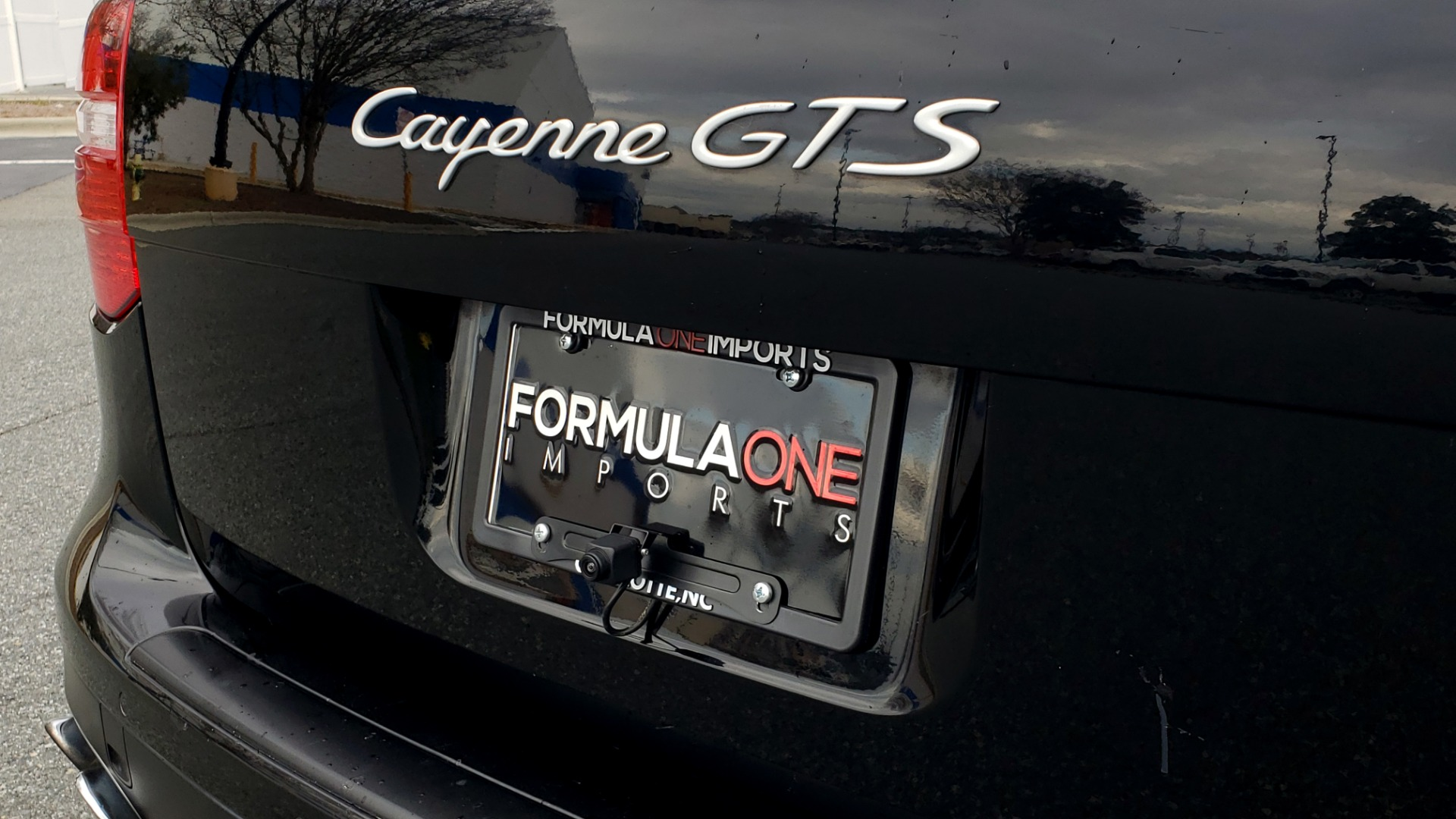 Used 2008 Porsche CAYENNE GTS TIPTRONIC / NAV / SUNROOF / REARVIEW / BOSE for sale Sold at Formula Imports in Charlotte NC 28227 37