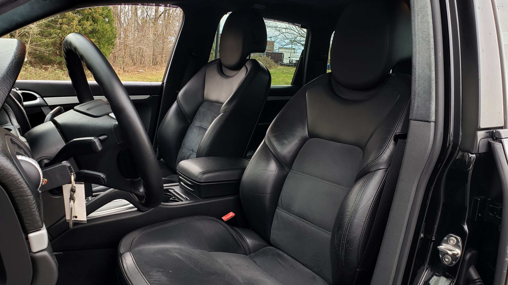 Used 2008 Porsche CAYENNE GTS TIPTRONIC / NAV / SUNROOF / REARVIEW / BOSE for sale Sold at Formula Imports in Charlotte NC 28227 47