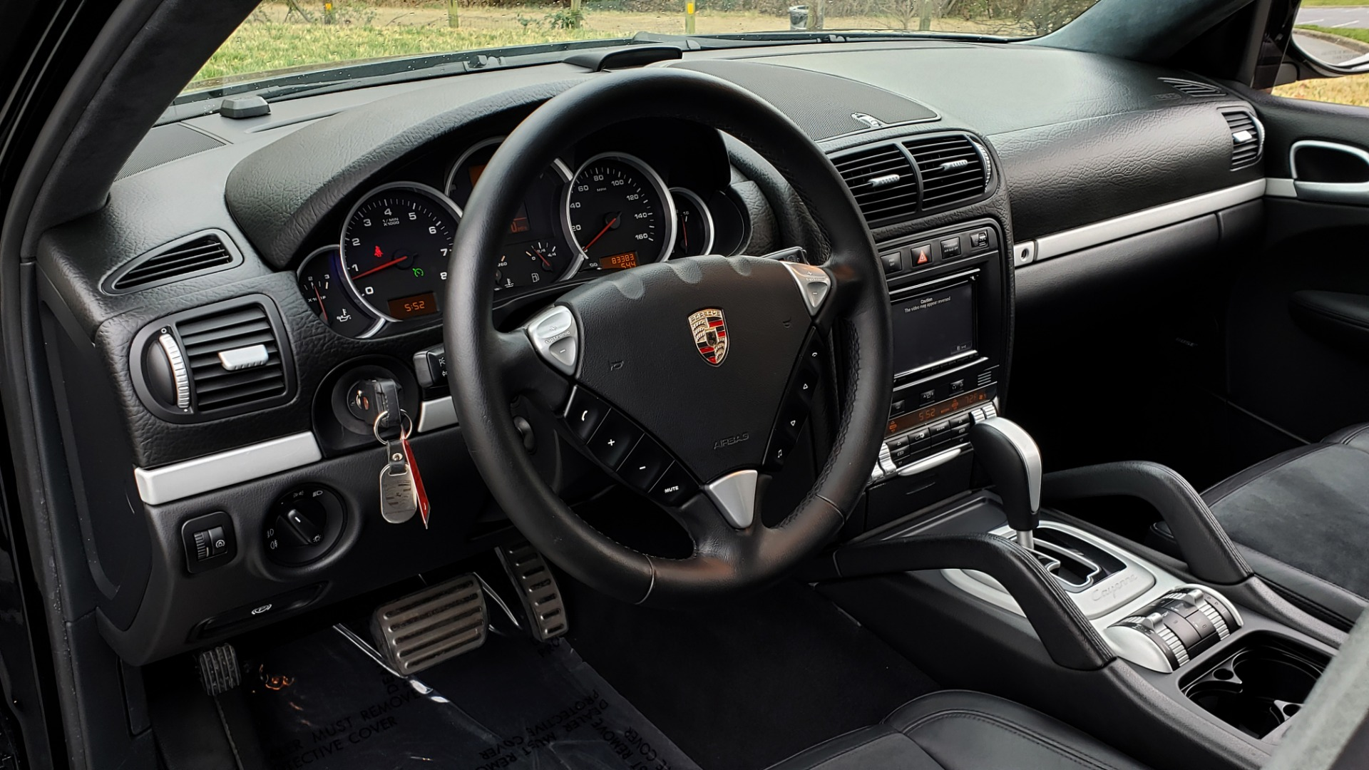 Used 2008 Porsche CAYENNE GTS TIPTRONIC / NAV / SUNROOF / REARVIEW / BOSE for sale Sold at Formula Imports in Charlotte NC 28227 48