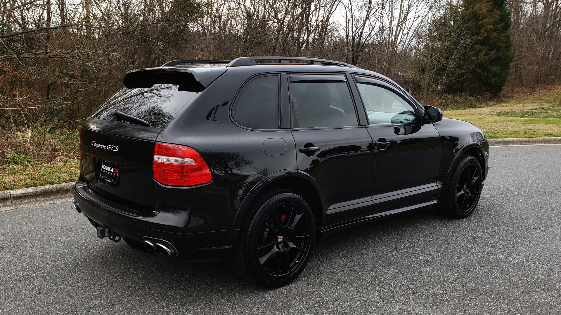 Used 2008 Porsche CAYENNE GTS TIPTRONIC / NAV / SUNROOF / REARVIEW / BOSE for sale Sold at Formula Imports in Charlotte NC 28227 6