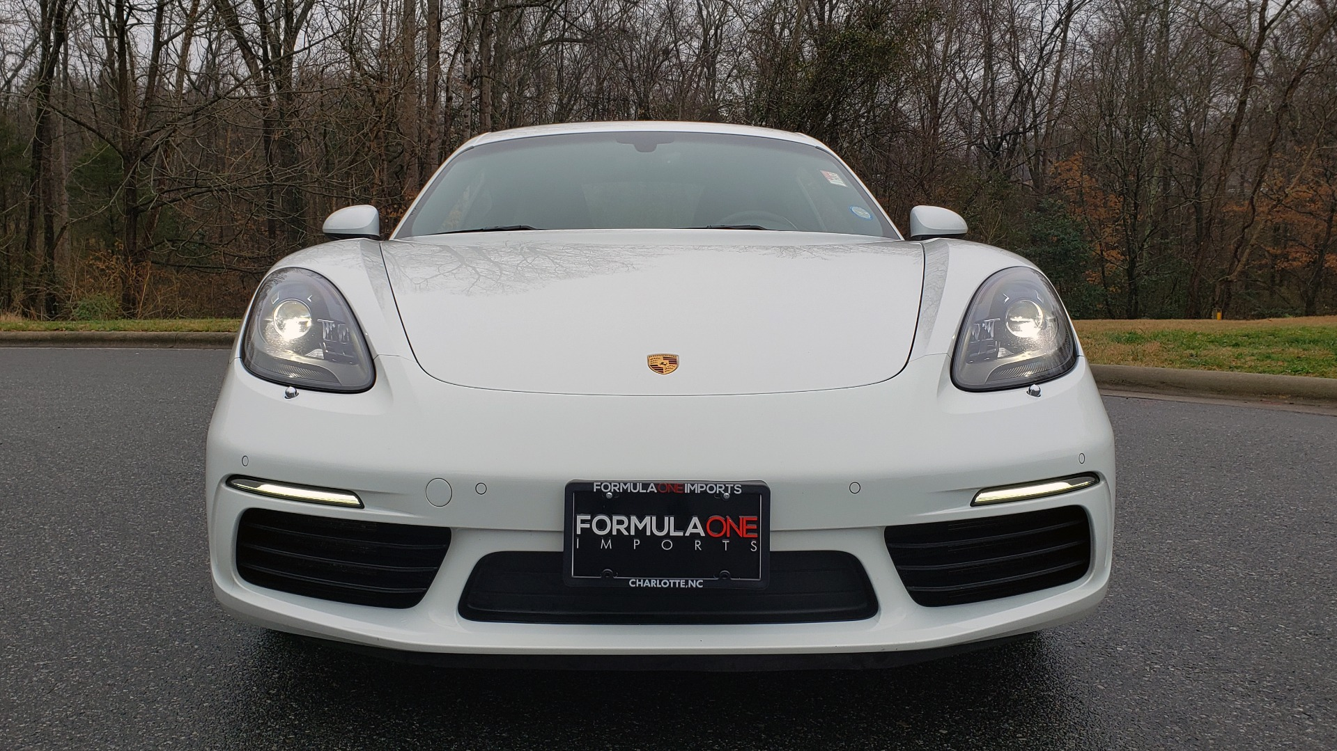 Used 2017 Porsche 718 CAYMAN S / NAV / BOSE / PDK / RWD / VENT STS / REARVIEW for sale Sold at Formula Imports in Charlotte NC 28227 19