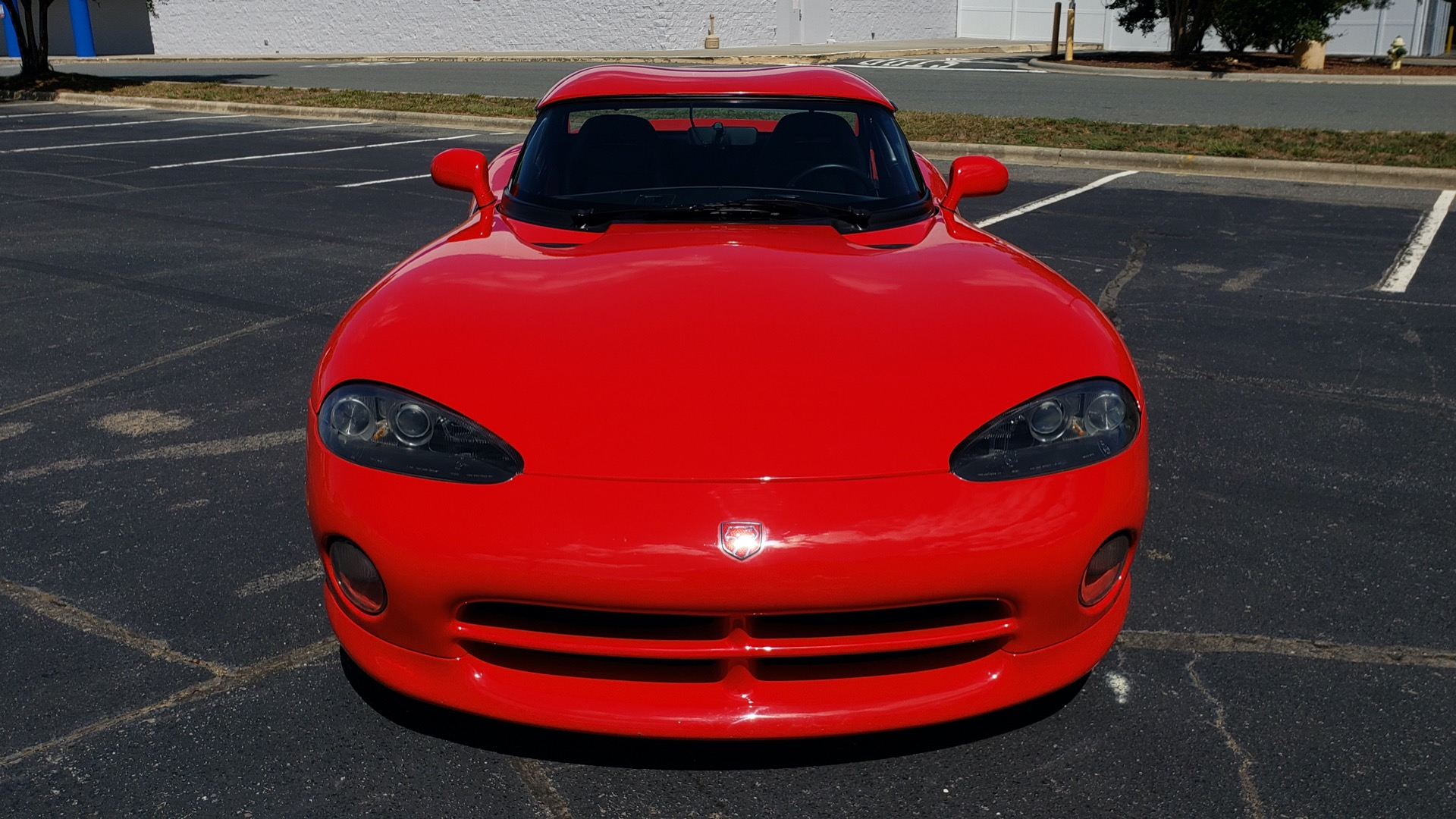 Used 1993 Dodge VIPER RT/10 COUPE / 6-SPD MAN / REMOVABLE TOP / LOW MILES for sale Sold at Formula Imports in Charlotte NC 28227 47