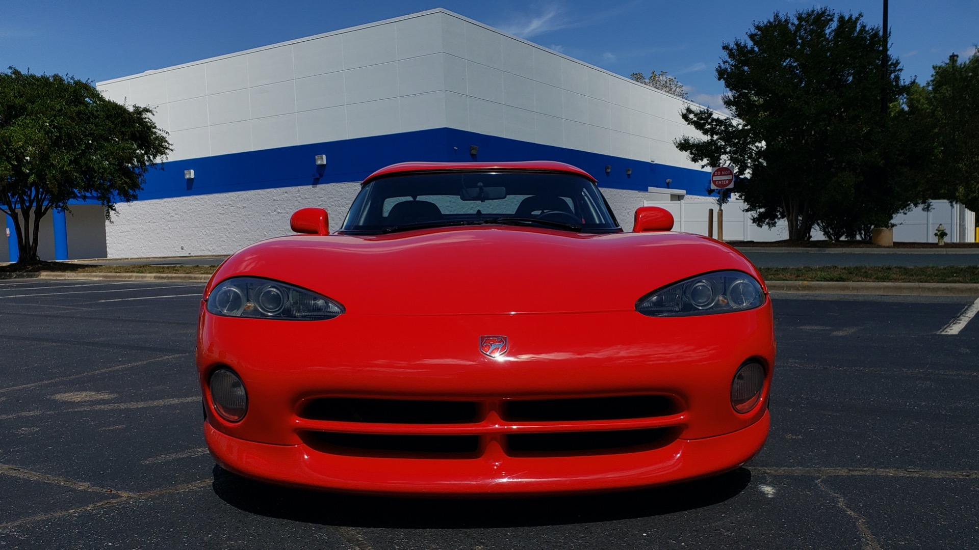 Used 1993 Dodge VIPER RT/10 COUPE / 6-SPD MAN / REMOVABLE TOP / LOW MILES for sale Sold at Formula Imports in Charlotte NC 28227 48