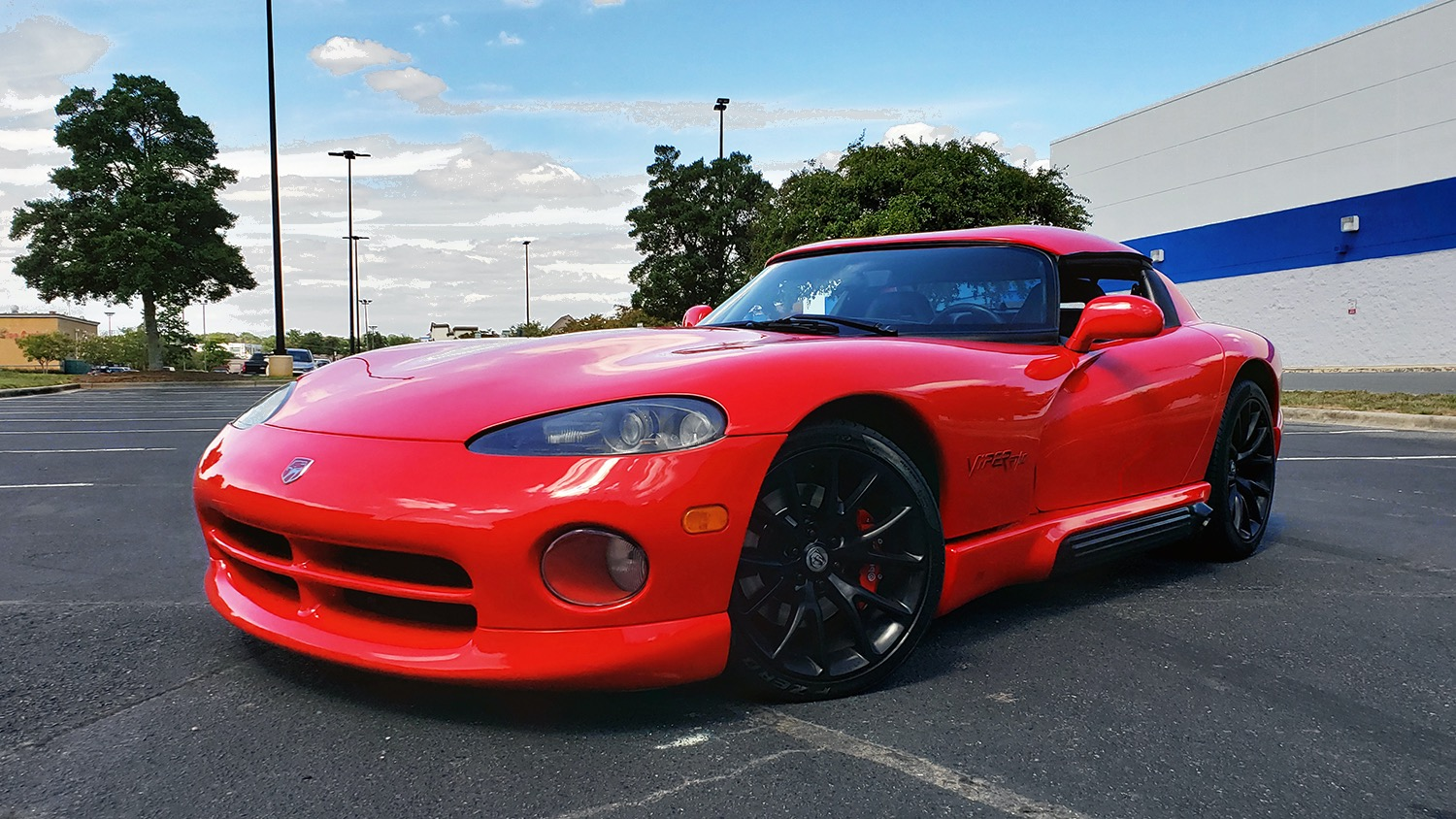 Used 1993 Dodge VIPER RT/10 COUPE / 6-SPD MAN / REMOVABLE TOP / LOW MILES for sale Sold at Formula Imports in Charlotte NC 28227 64
