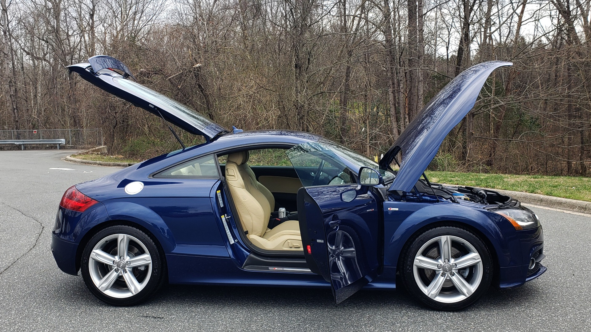 Used 2014 Audi TT 2.0T S-TRONIC / COUPE / AWD / LEATHER / HEATED SEATS for sale Sold at Formula Imports in Charlotte NC 28227 13