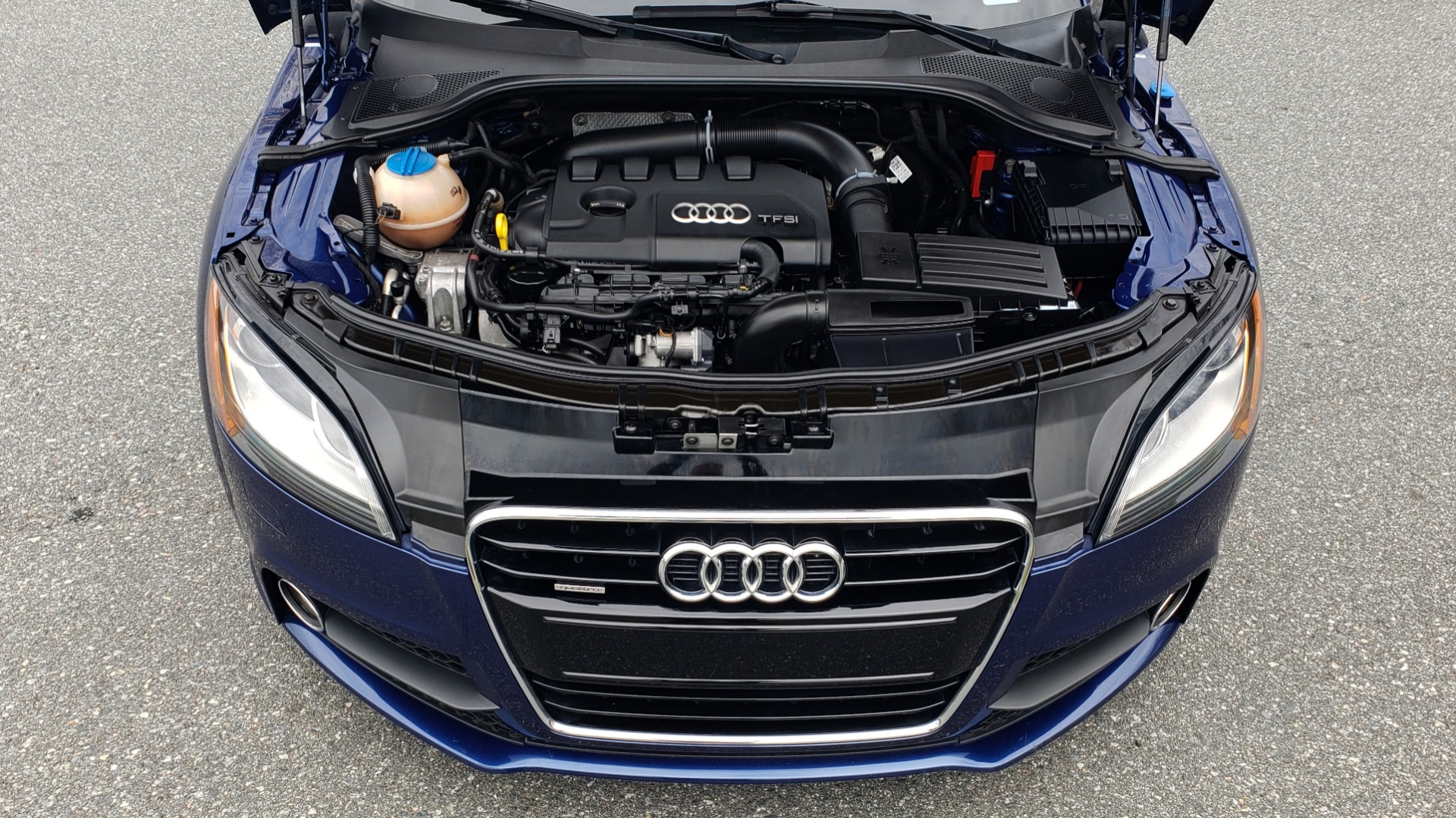 Used 2014 Audi TT 2.0T S-TRONIC / COUPE / AWD / LEATHER / HEATED SEATS for sale Sold at Formula Imports in Charlotte NC 28227 14