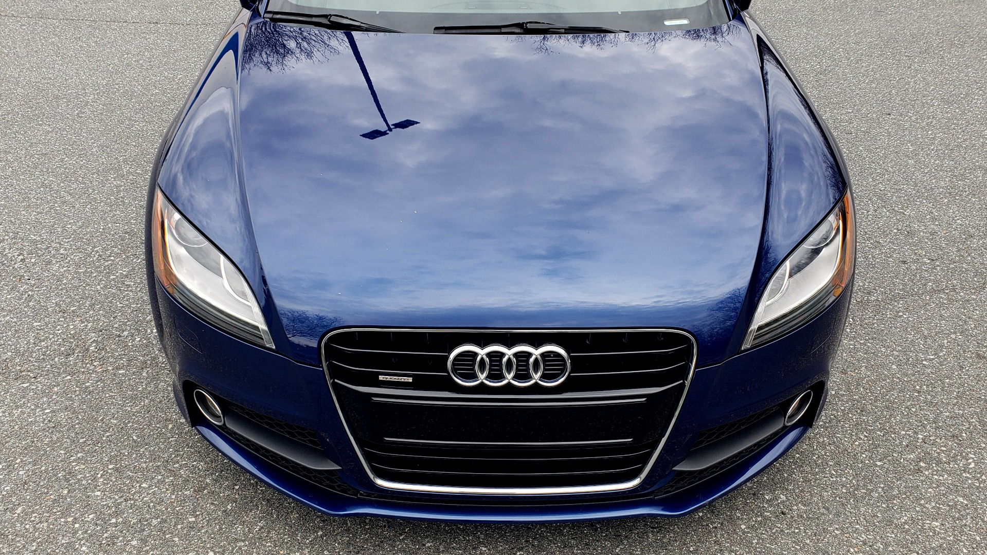 Used 2014 Audi TT 2.0T S-TRONIC / COUPE / AWD / LEATHER / HEATED SEATS for sale Sold at Formula Imports in Charlotte NC 28227 17