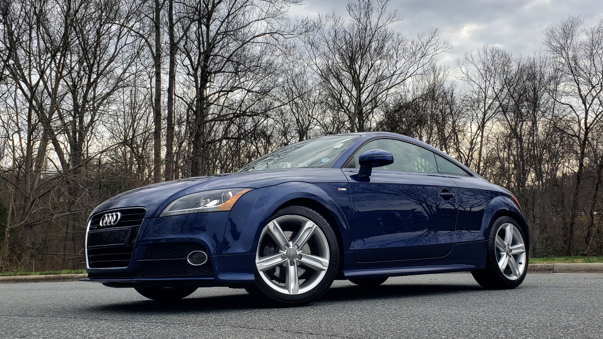 Used 2014 Audi TT 2.0T S-TRONIC / COUPE / AWD / LEATHER / HEATED SEATS for sale Sold at Formula Imports in Charlotte NC 28227 2