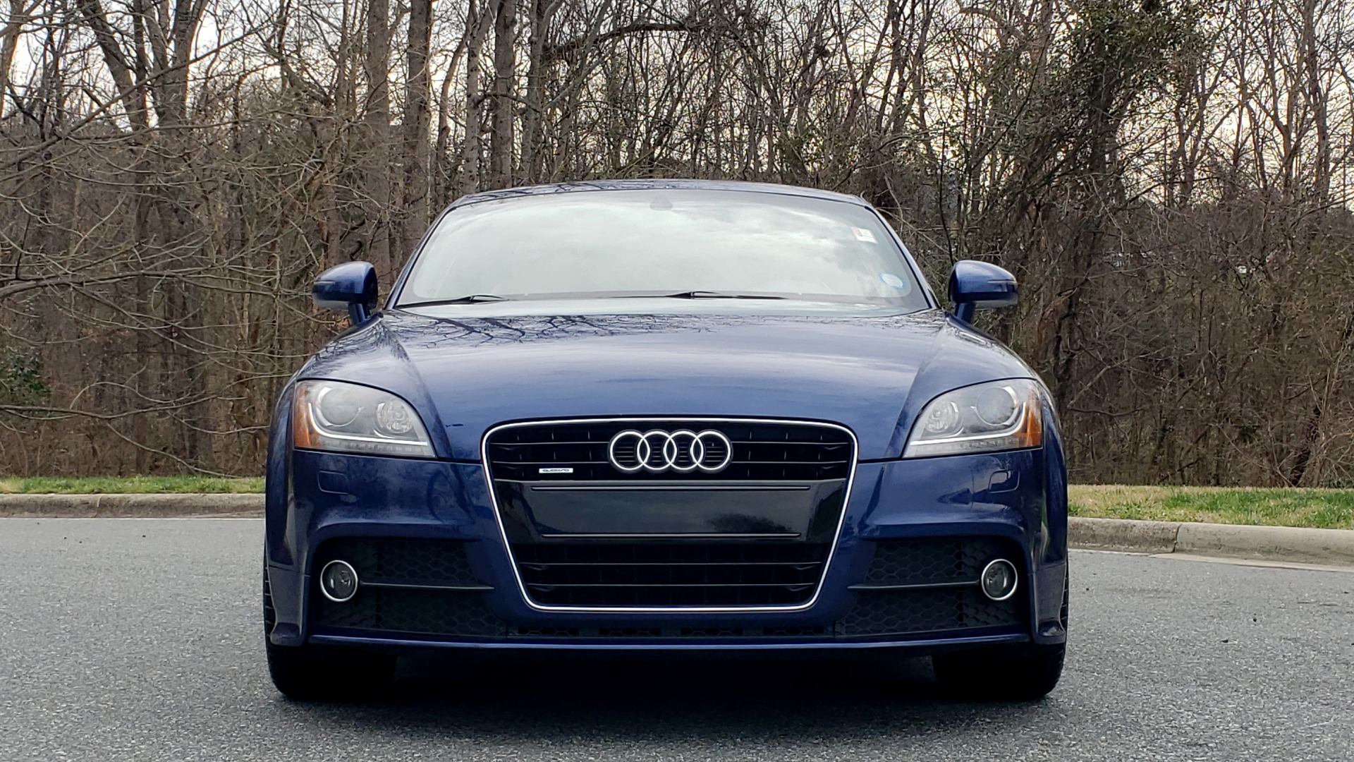 Used 2014 Audi TT 2.0T S-TRONIC / COUPE / AWD / LEATHER / HEATED SEATS for sale Sold at Formula Imports in Charlotte NC 28227 22
