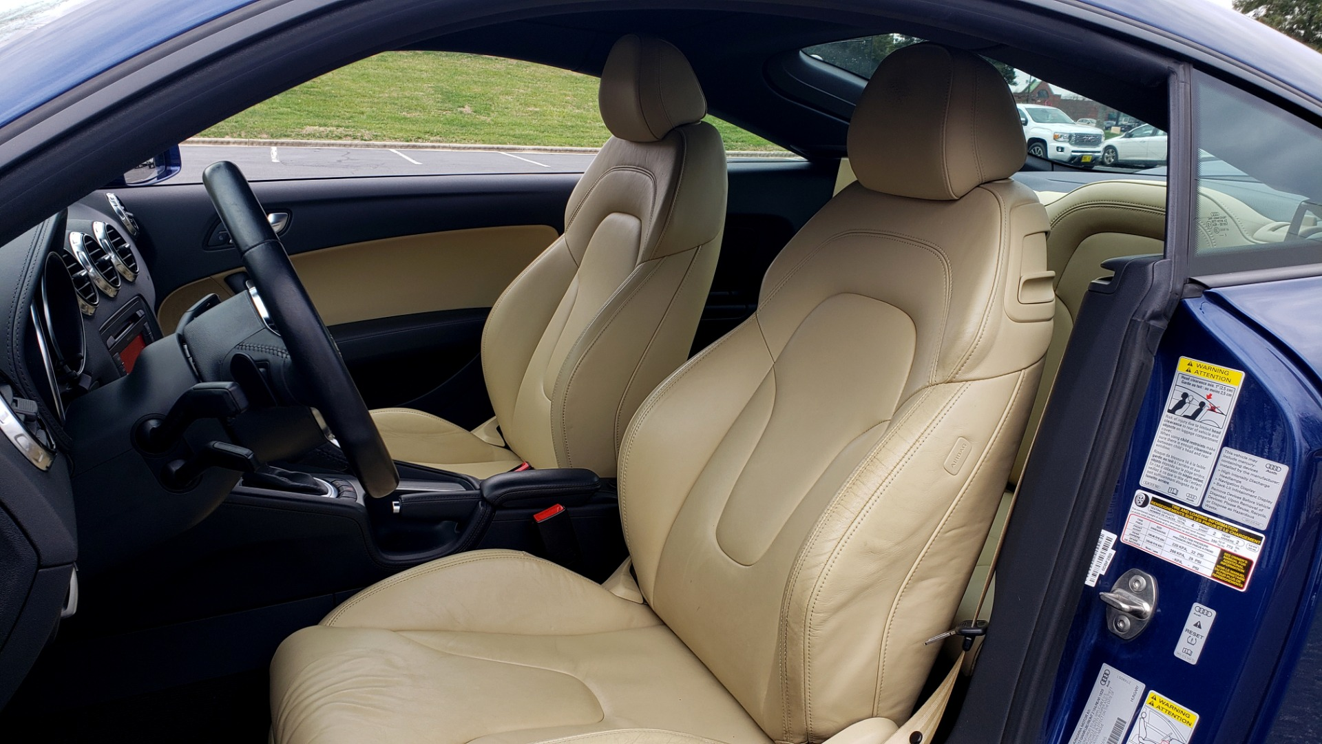 Used 2014 Audi TT 2.0T S-TRONIC / COUPE / AWD / LEATHER / HEATED SEATS for sale Sold at Formula Imports in Charlotte NC 28227 37