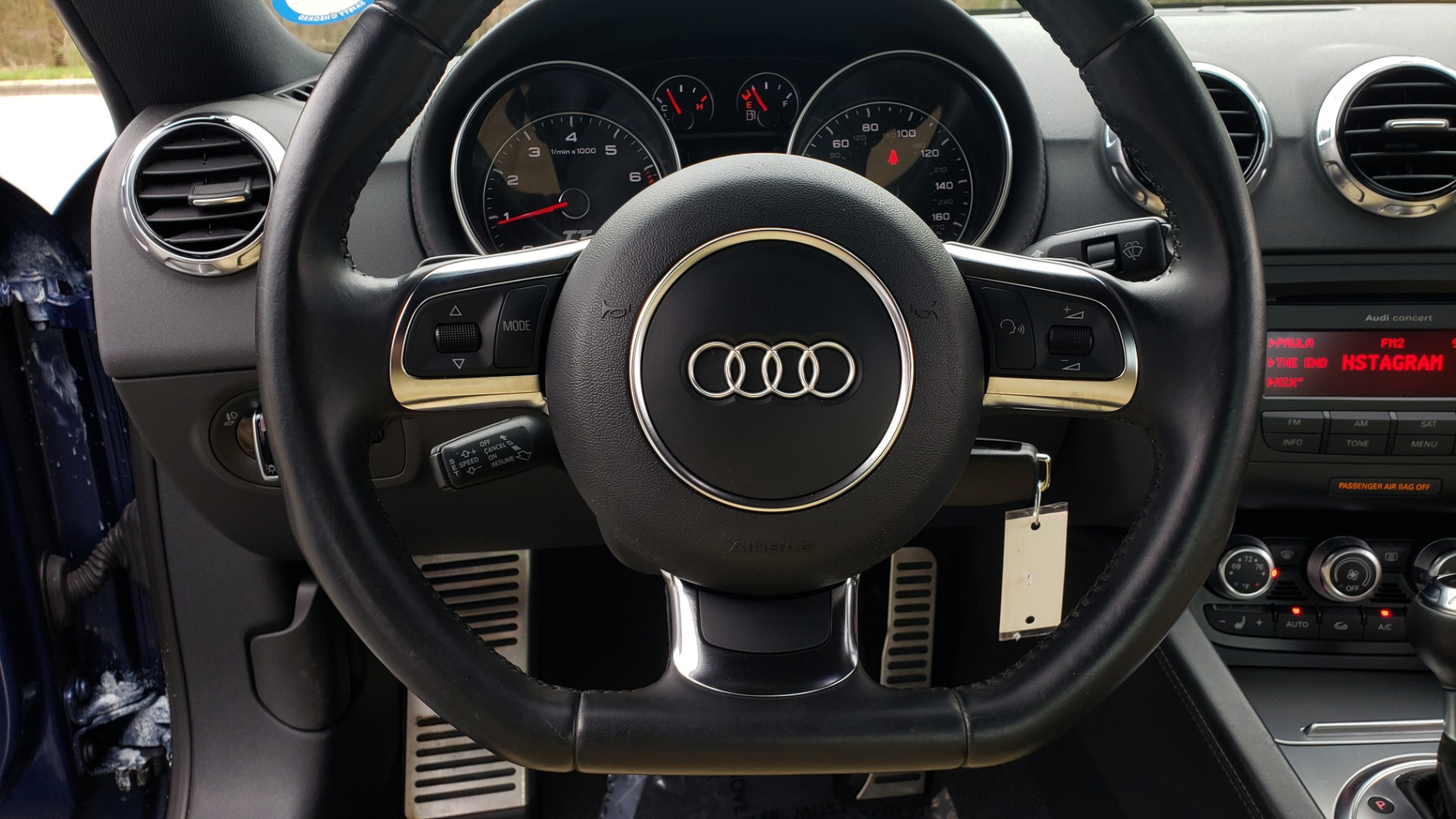 Used 2014 Audi TT 2.0T S-TRONIC / COUPE / AWD / LEATHER / HEATED SEATS for sale Sold at Formula Imports in Charlotte NC 28227 39