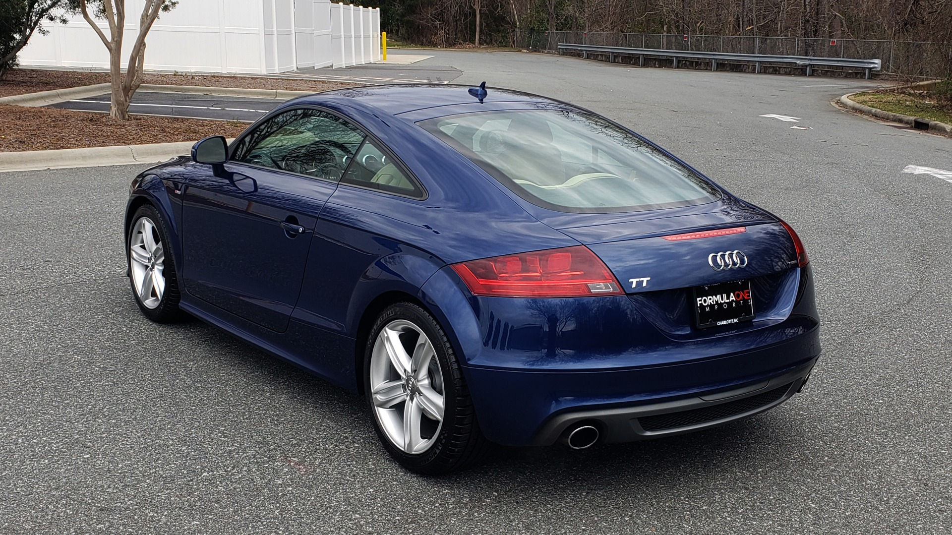 Used 2014 Audi TT 2.0T S-TRONIC / COUPE / AWD / LEATHER / HEATED SEATS for sale Sold at Formula Imports in Charlotte NC 28227 4