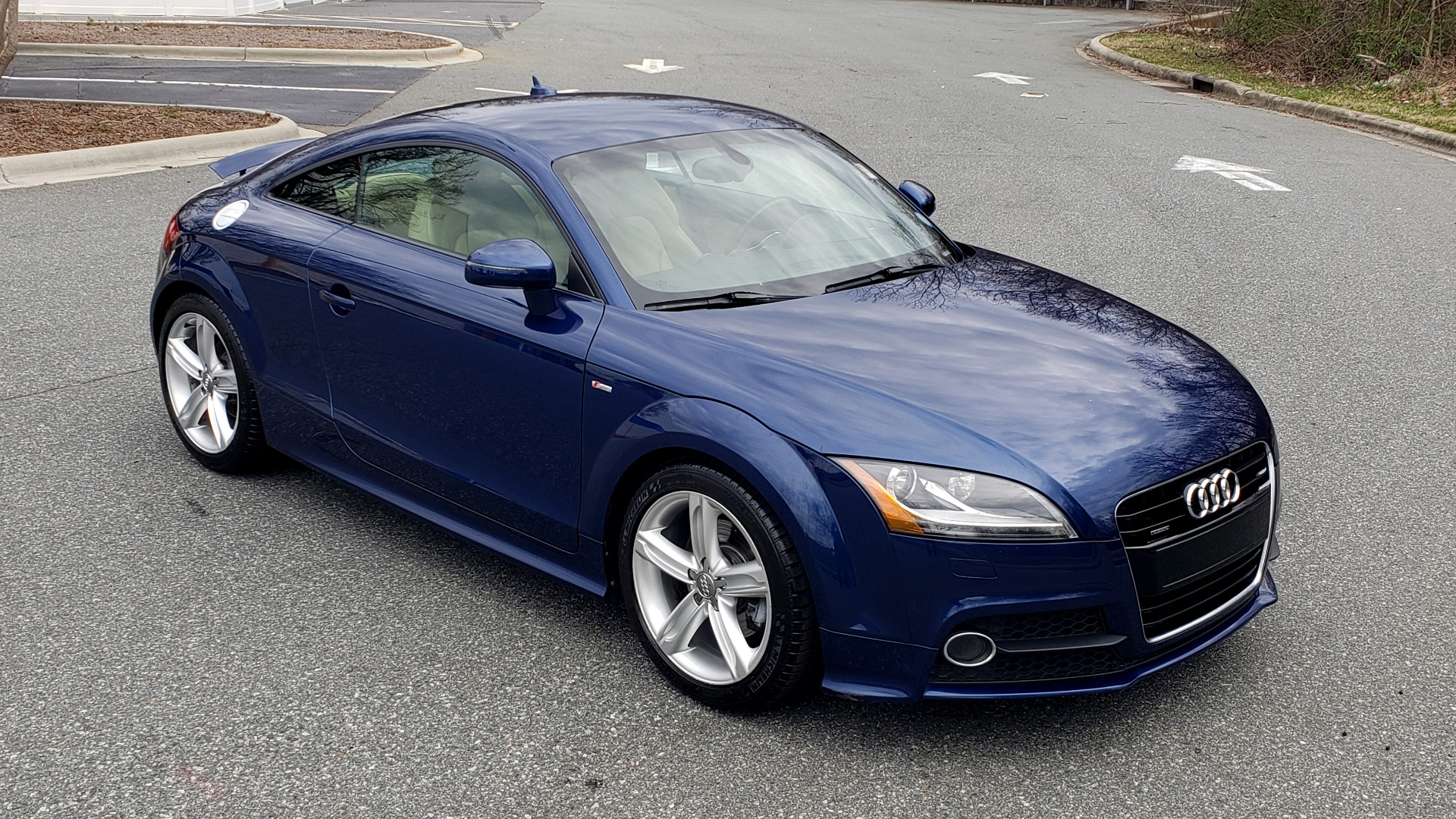 Used 2014 Audi TT 2.0T S-TRONIC / COUPE / AWD / LEATHER / HEATED SEATS for sale Sold at Formula Imports in Charlotte NC 28227 5