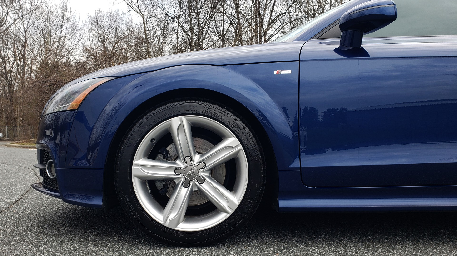 Used 2014 Audi TT 2.0T S-TRONIC / COUPE / AWD / LEATHER / HEATED SEATS for sale Sold at Formula Imports in Charlotte NC 28227 64