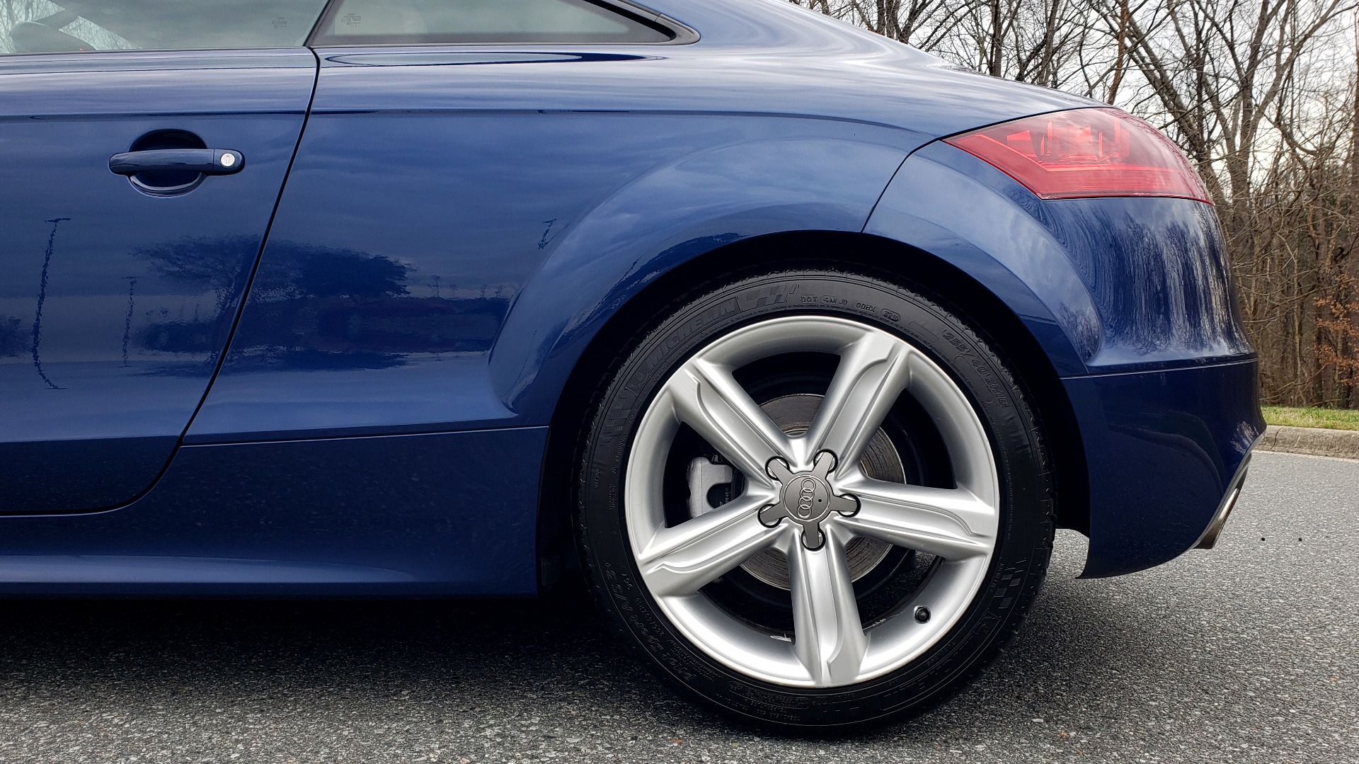 Used 2014 Audi TT 2.0T S-TRONIC / COUPE / AWD / LEATHER / HEATED SEATS for sale Sold at Formula Imports in Charlotte NC 28227 65