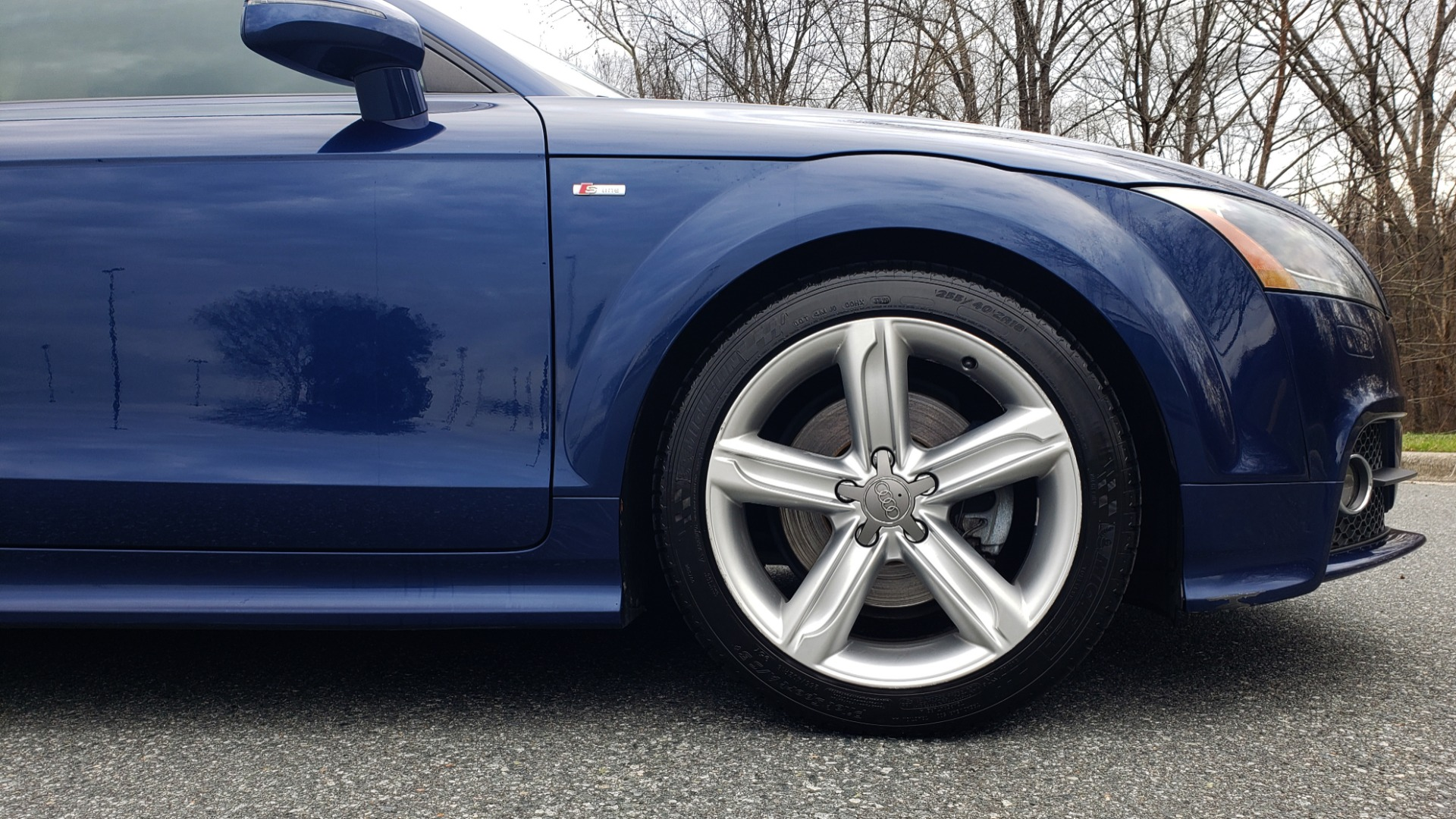 Used 2014 Audi TT 2.0T S-TRONIC / COUPE / AWD / LEATHER / HEATED SEATS for sale Sold at Formula Imports in Charlotte NC 28227 67