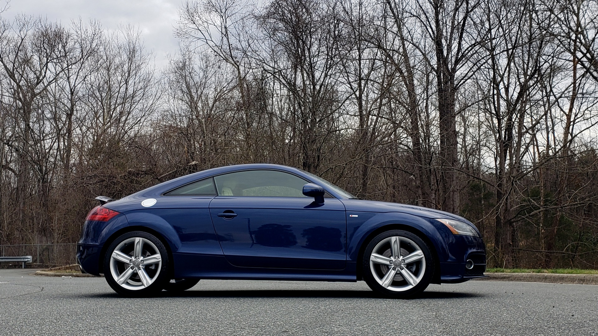 Used 2014 Audi TT 2.0T S-TRONIC / COUPE / AWD / LEATHER / HEATED SEATS for sale Sold at Formula Imports in Charlotte NC 28227 7