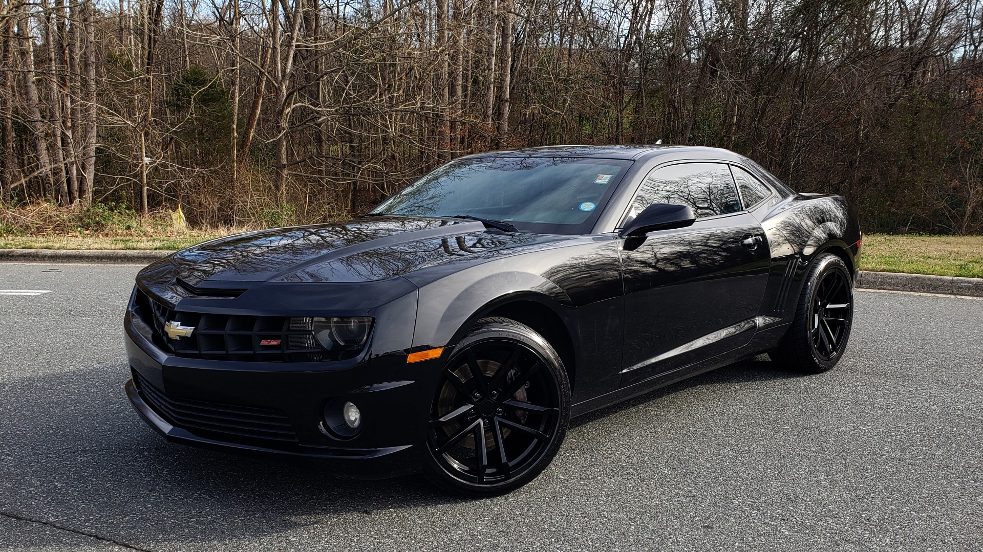 Used 2011 Chevrolet Camaro 2SS / 6.2L V8 / 6-SPEED MANUAL / HEADERS / INTAKE for sale Sold at Formula Imports in Charlotte NC 28227 1