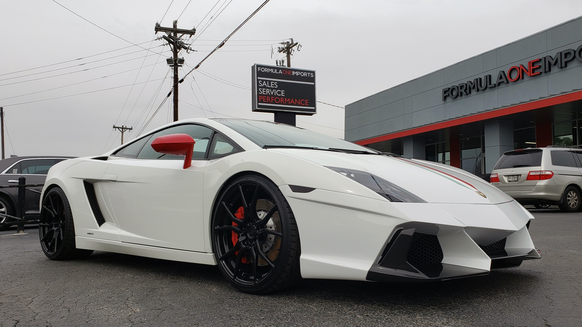 Used 2013 Lamborghini Gallardo LP560-4 560HP / AWD / NAV / CAMERA for sale Sold at Formula Imports in Charlotte NC 28227 13