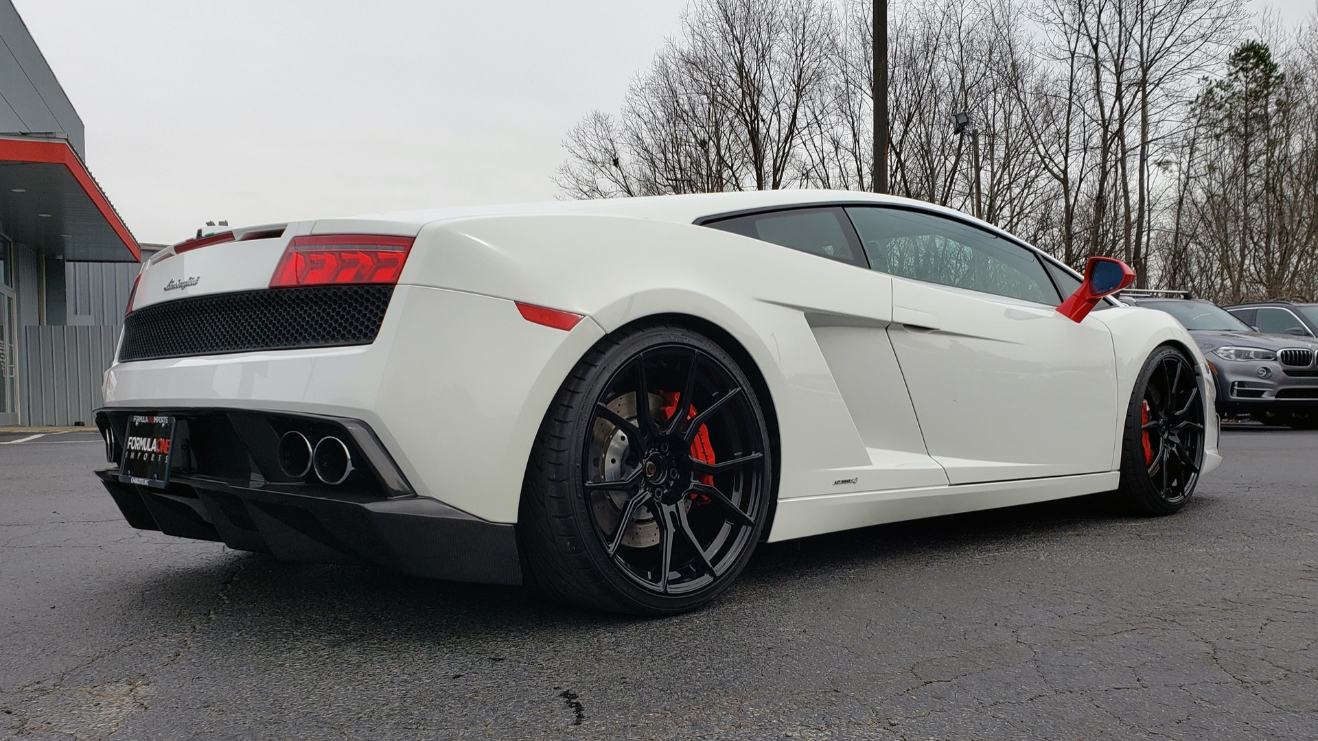Used 2013 Lamborghini Gallardo LP560-4 560HP / AWD / NAV / CAMERA for sale Sold at Formula Imports in Charlotte NC 28227 14