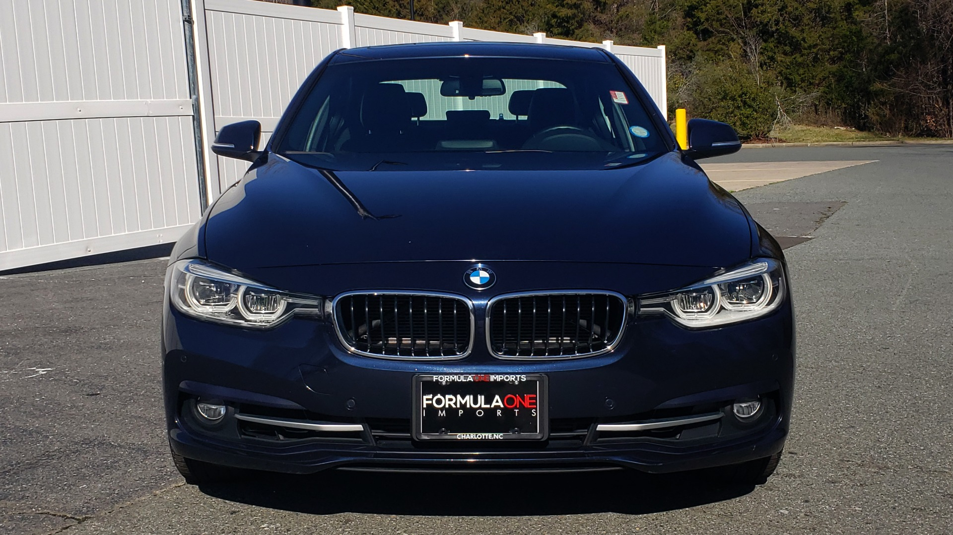 Used 2016 BMW 3 Series 328i PREMIUM / NAV / SUNROOF / DRIVE ASST / REARVIEW for sale Sold at Formula Imports in Charlotte NC 28227 20