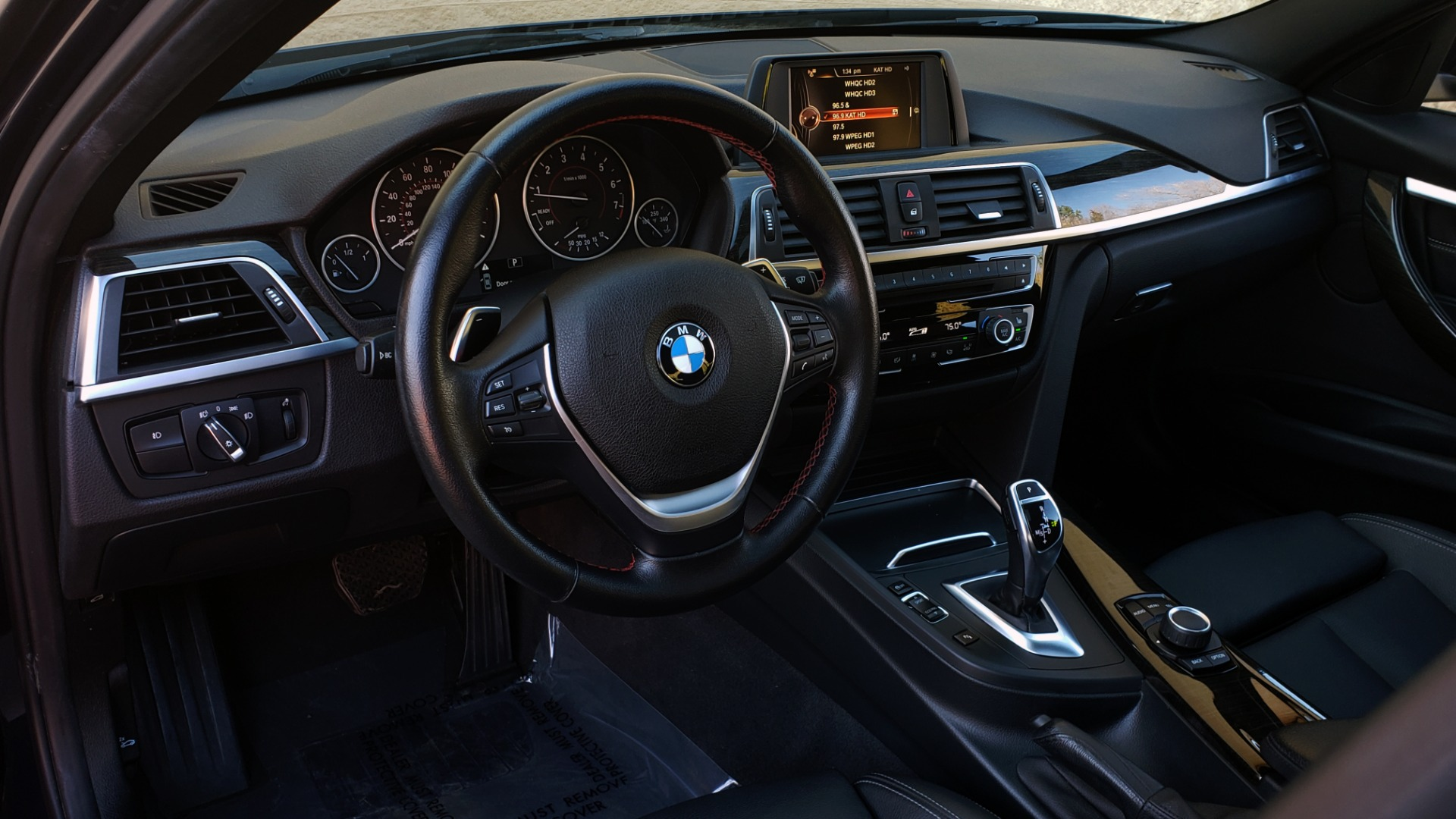 Used 2016 BMW 3 Series 328i PREMIUM / NAV / SUNROOF / DRIVE ASST / REARVIEW for sale Sold at Formula Imports in Charlotte NC 28227 34