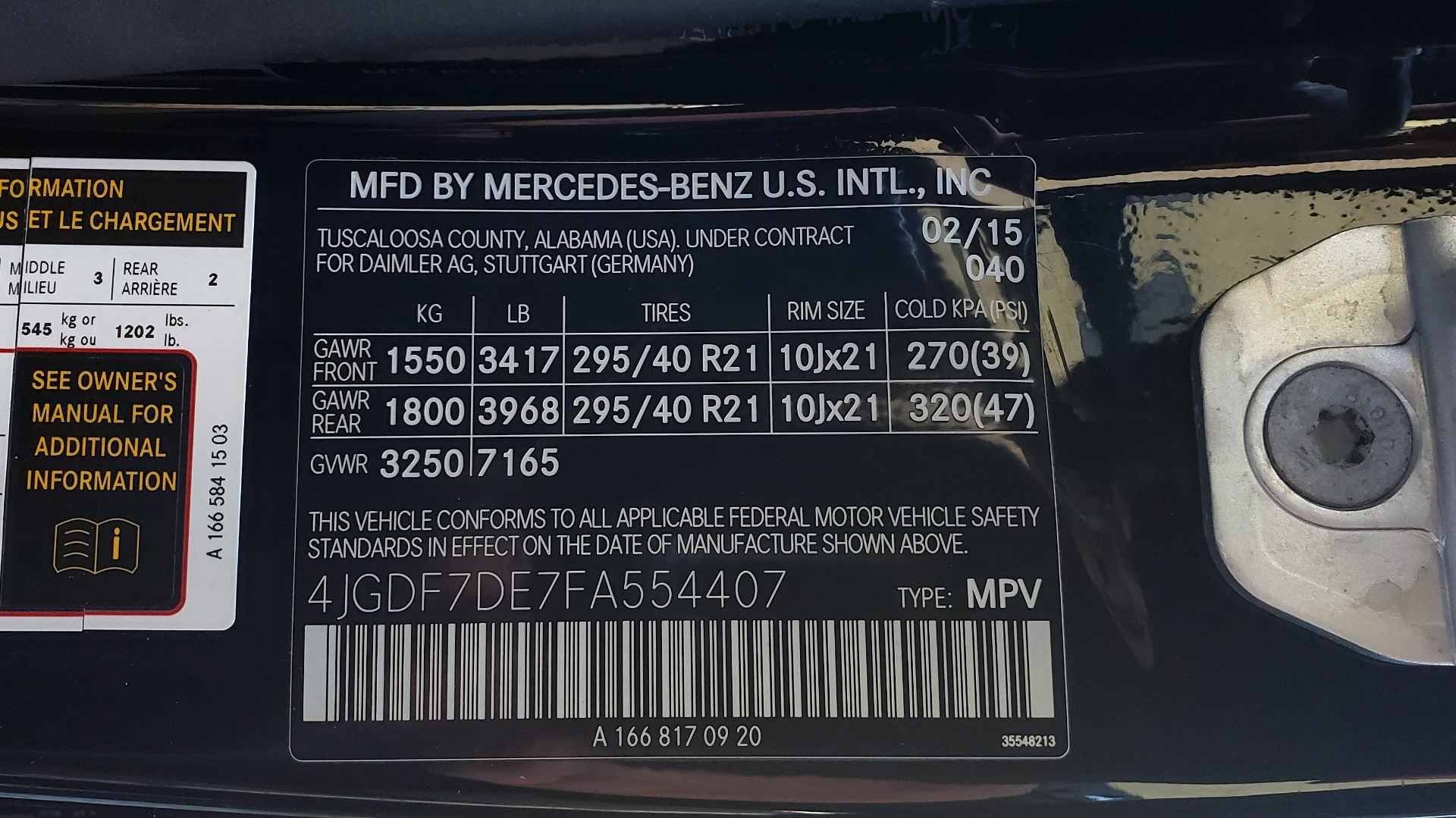 Used 2015 Mercedes-Benz GL-Class GL 550 4MATIC / DRVR ASST / PANO-ROOF / DESIGNO / REARVIEW for sale Sold at Formula Imports in Charlotte NC 28227 100
