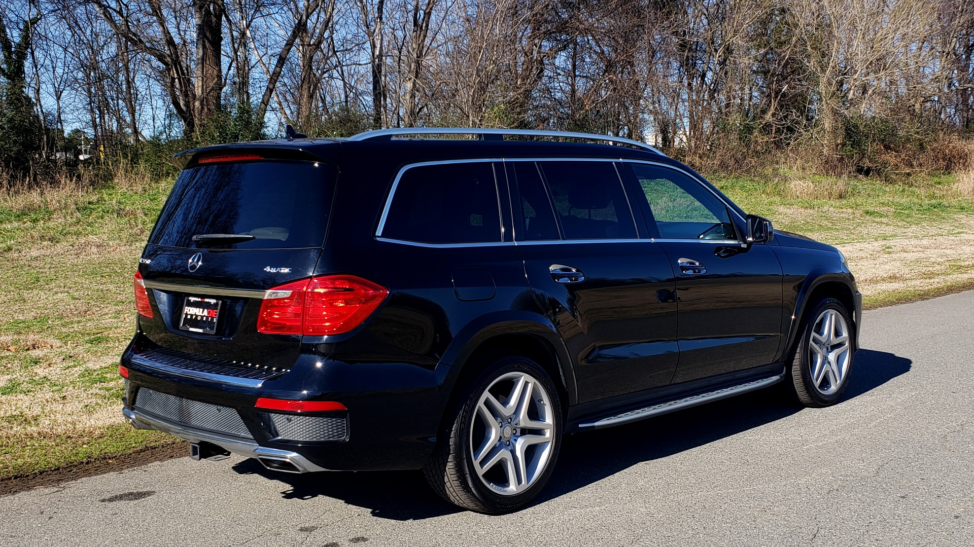 Used 2015 Mercedes-Benz GL-Class GL 550 4MATIC / DRVR ASST / PANO-ROOF / DESIGNO / REARVIEW for sale Sold at Formula Imports in Charlotte NC 28227 6