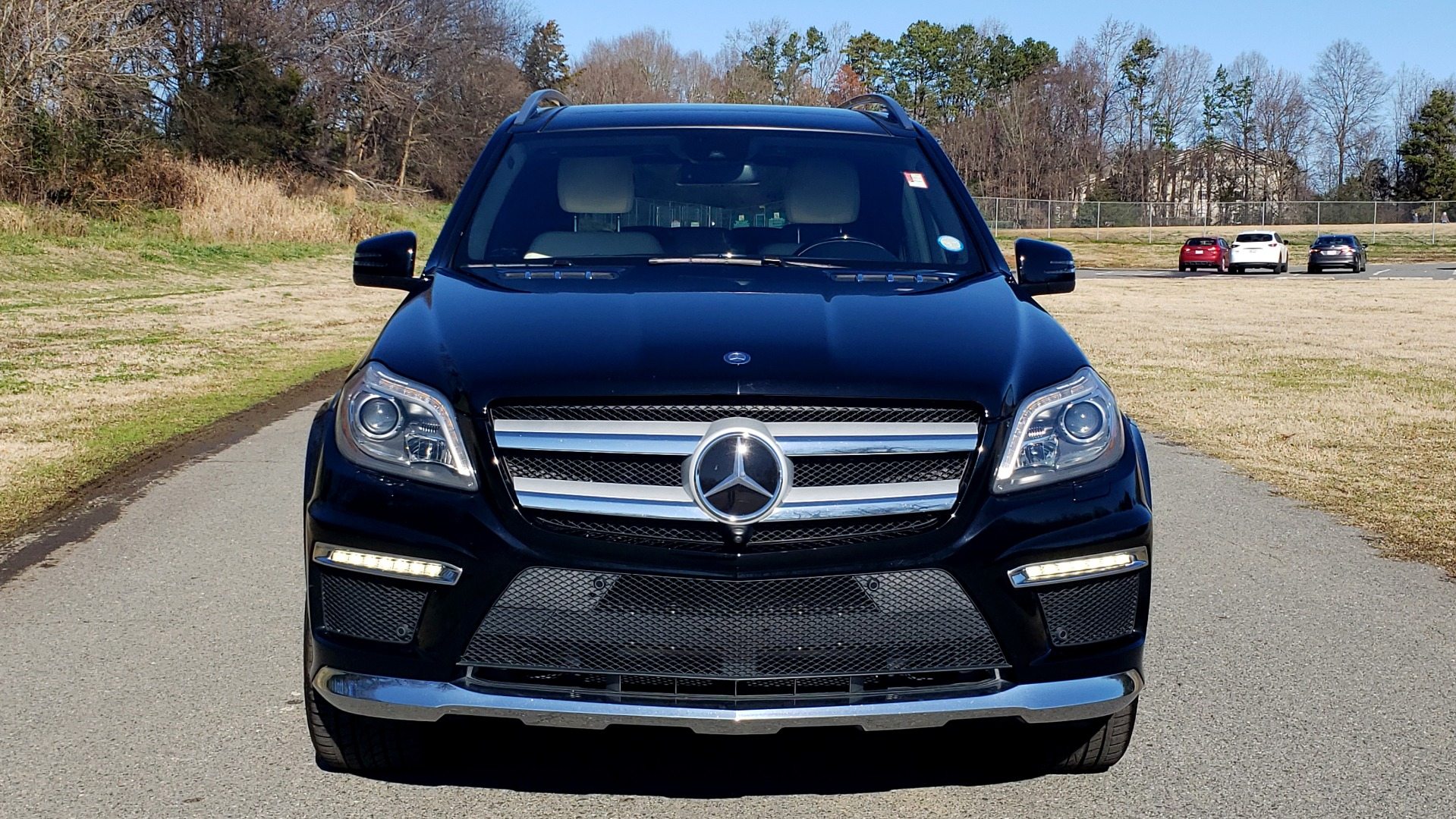 Used 2015 Mercedes-Benz GL-Class GL 550 4MATIC / DRVR ASST / PANO-ROOF / DESIGNO / REARVIEW for sale Sold at Formula Imports in Charlotte NC 28227 8