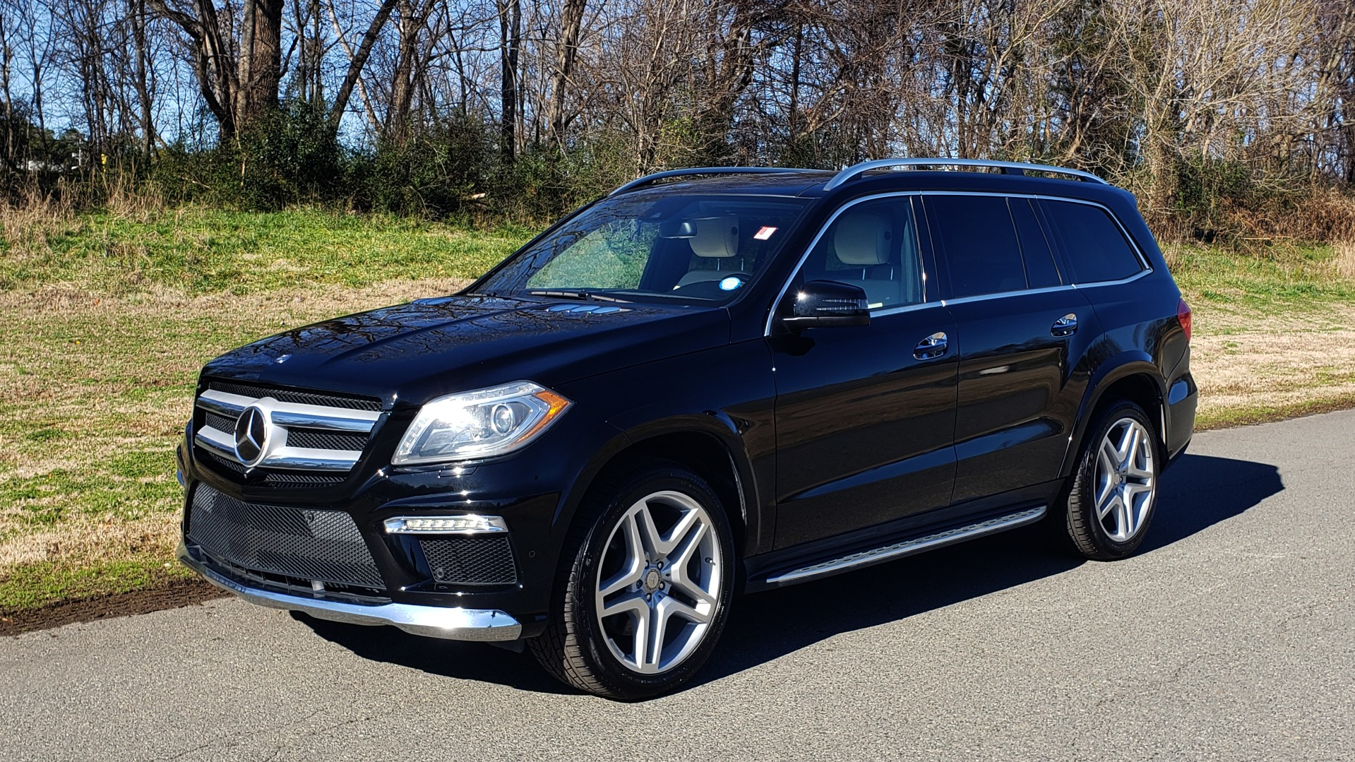Used 2015 Mercedes-Benz GL-Class GL 550 4MATIC / DRVR ASST / PANO-ROOF / DESIGNO / REARVIEW for sale Sold at Formula Imports in Charlotte NC 28227 1