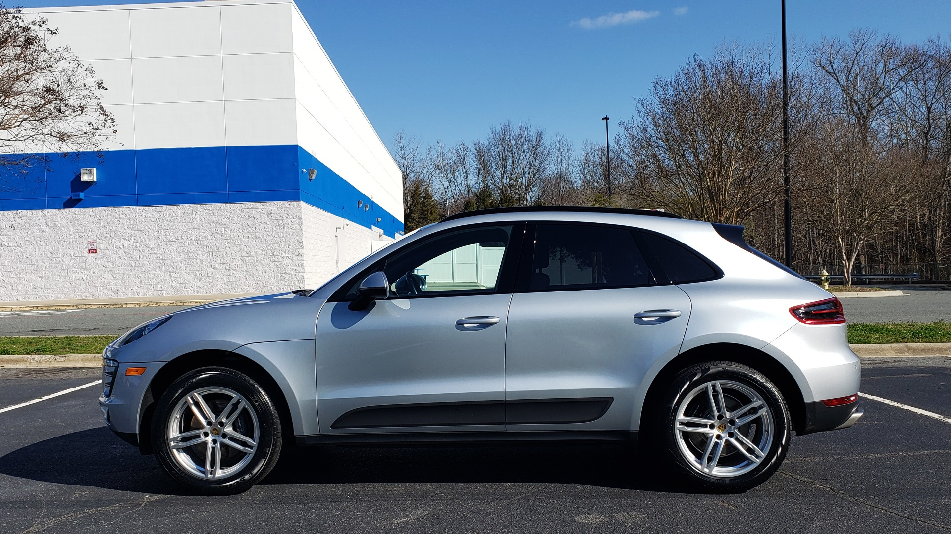 Used 2018 Porsche MACAN AWD / PDK / NAV / PANO-ROOF / BOSE / REARVIEW / LCA for sale Sold at Formula Imports in Charlotte NC 28227 2