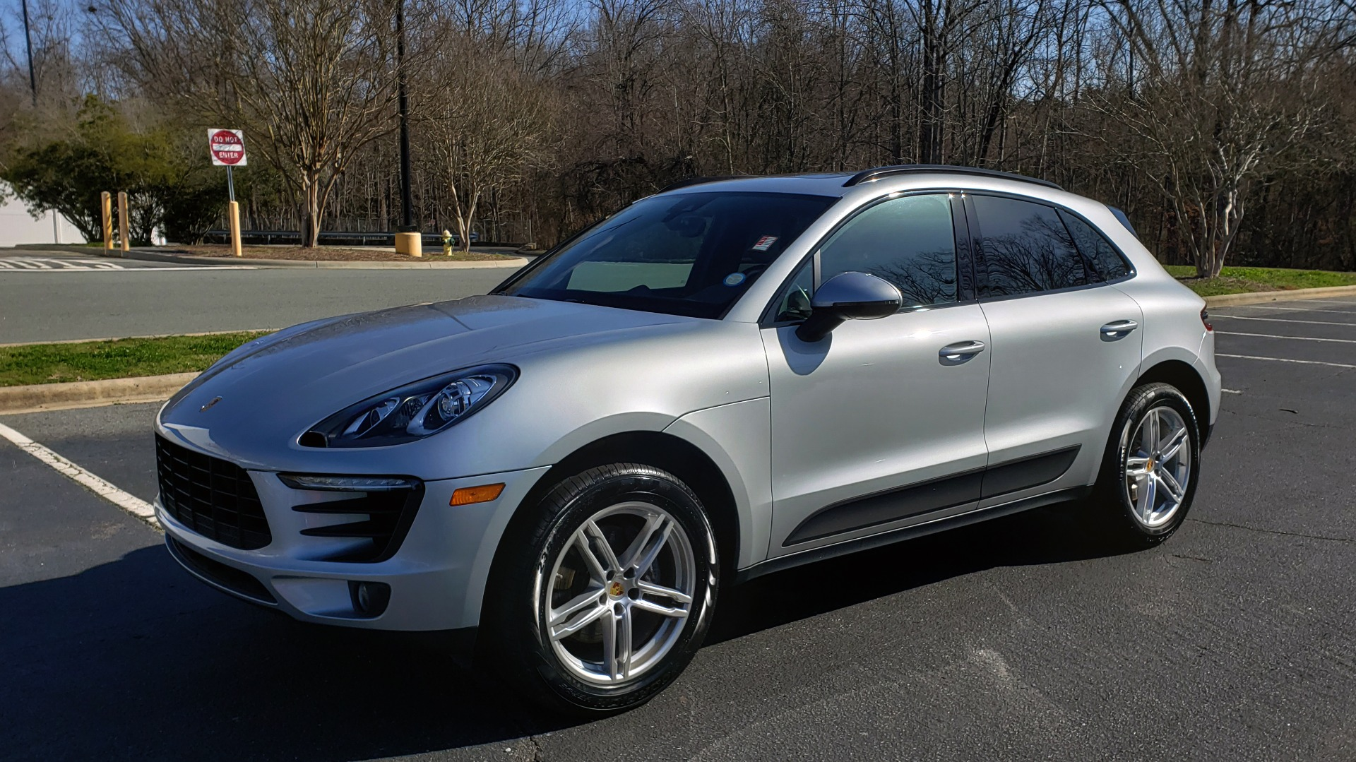 Used 2018 Porsche MACAN AWD / PDK / NAV / PANO-ROOF / BOSE / REARVIEW / LCA for sale Sold at Formula Imports in Charlotte NC 28227 1