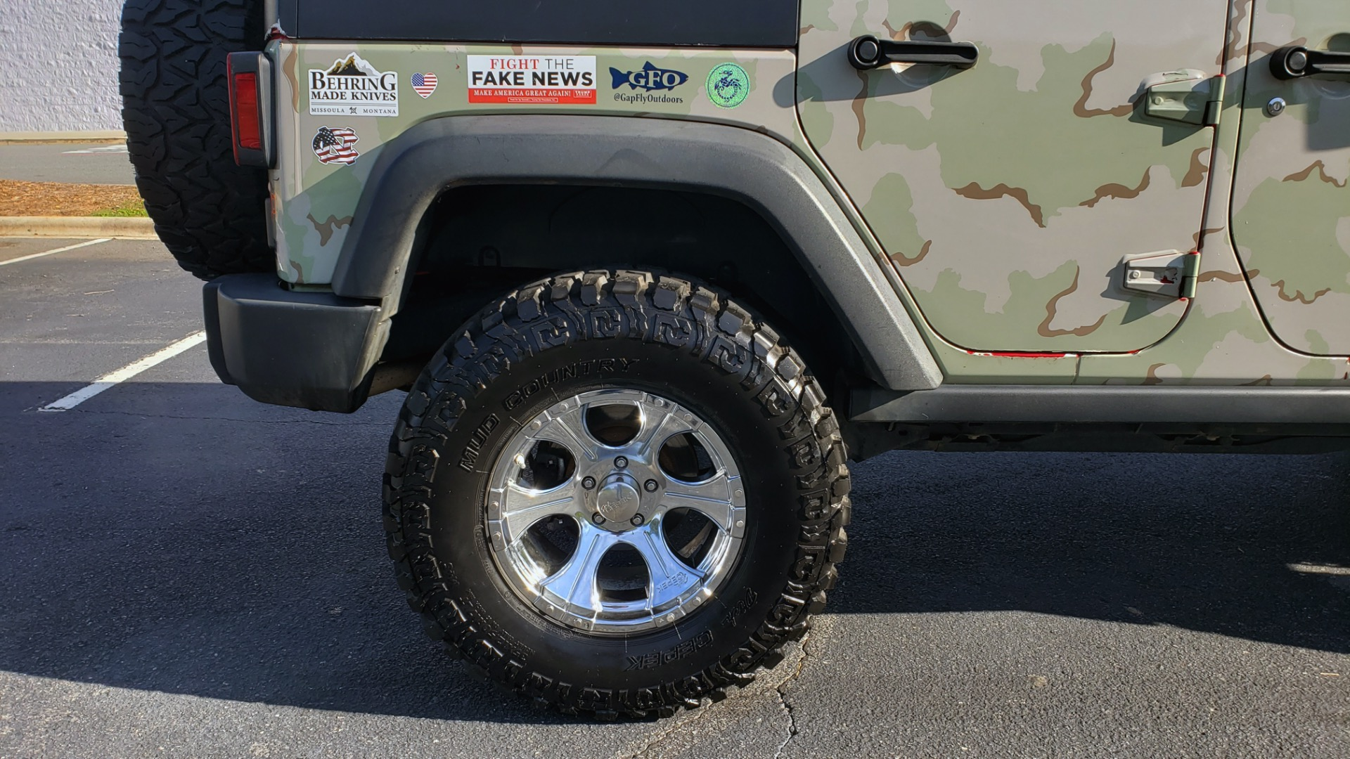 Used 2009 Jeep WRANGLER UNLIMITED 4X4 / FREEDOM TOP / CUSTOM RUBICON for sale Sold at Formula Imports in Charlotte NC 28227 19