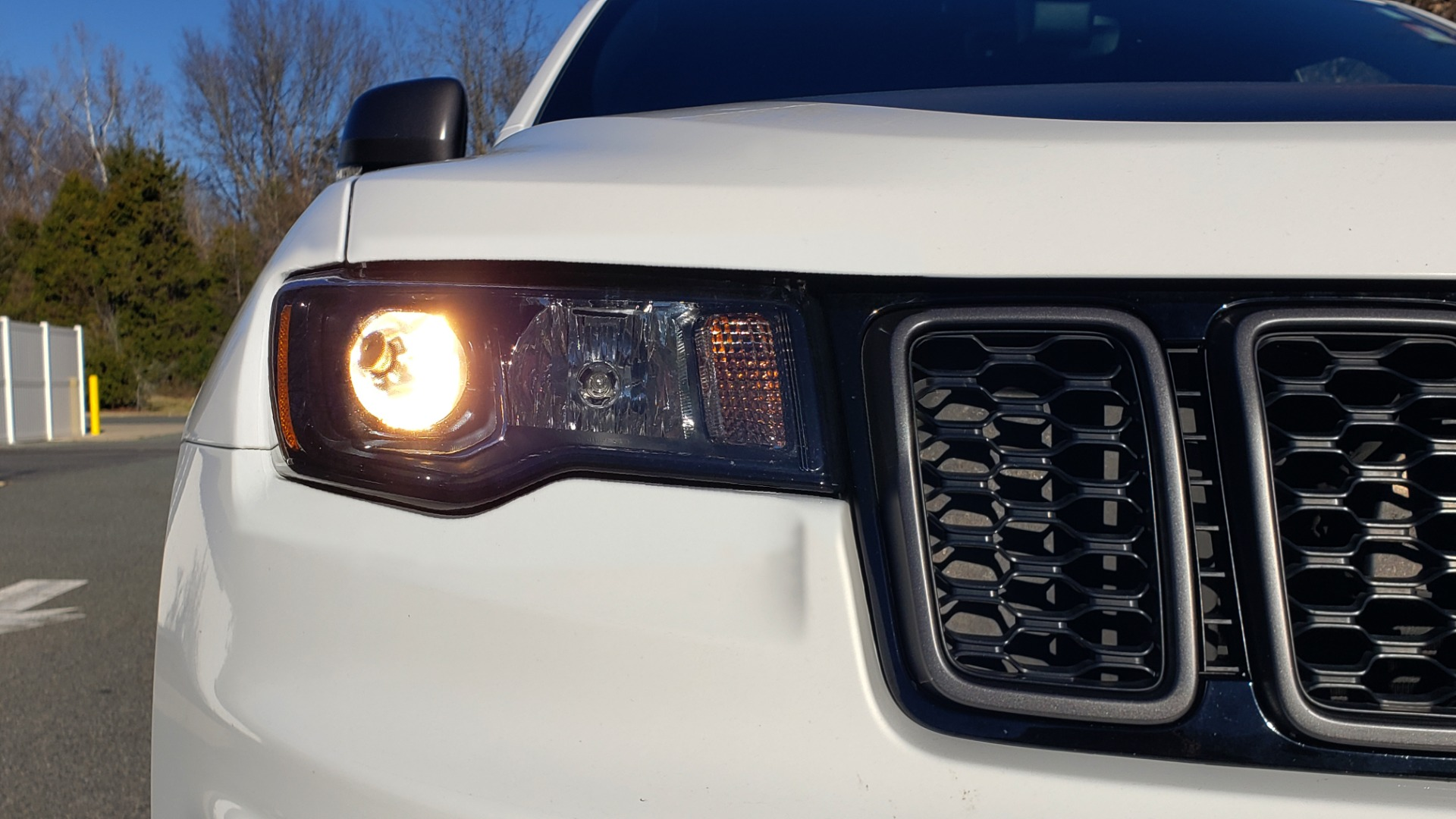 Used 2018 Jeep GRAND CHEROKEE TRAILHAWK 4X4 / NAV / REARVIEW / V6 / AUTO for sale Sold at Formula Imports in Charlotte NC 28227 19