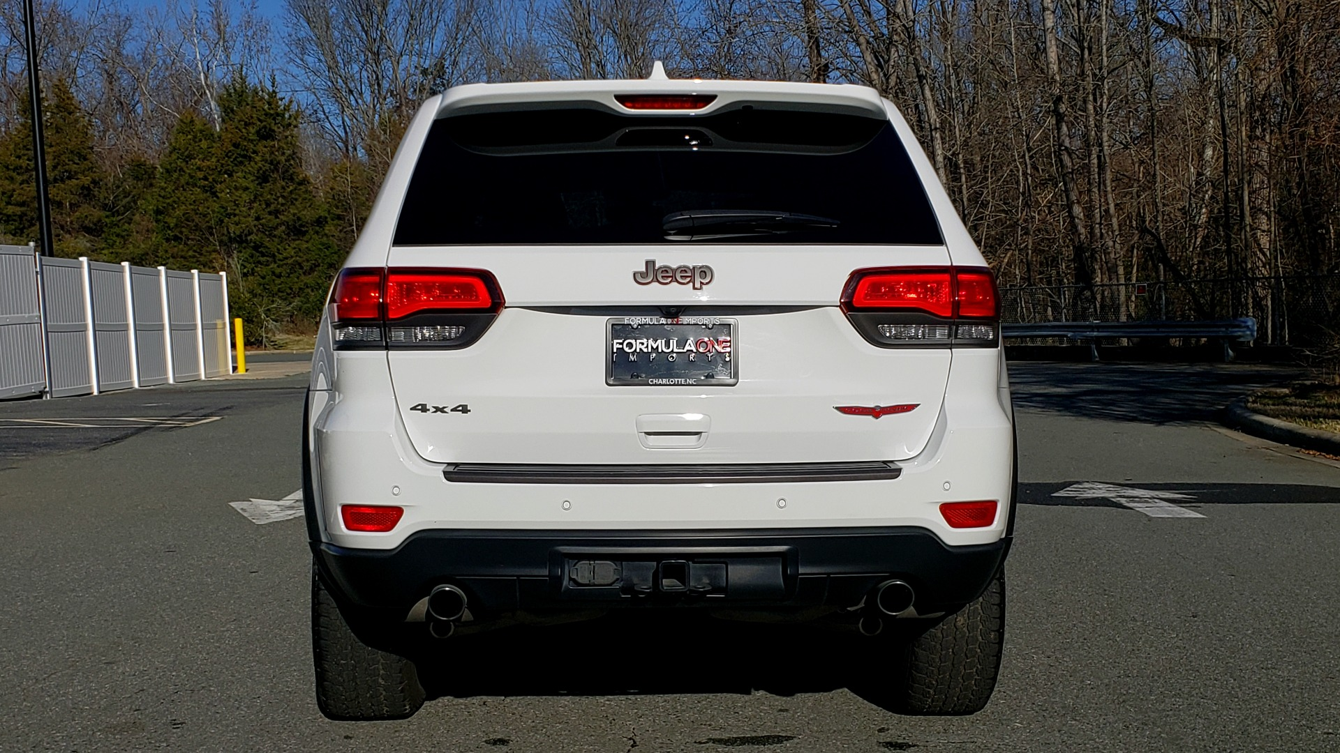 Used 2018 Jeep GRAND CHEROKEE TRAILHAWK 4X4 / NAV / REARVIEW / V6 / AUTO for sale Sold at Formula Imports in Charlotte NC 28227 23