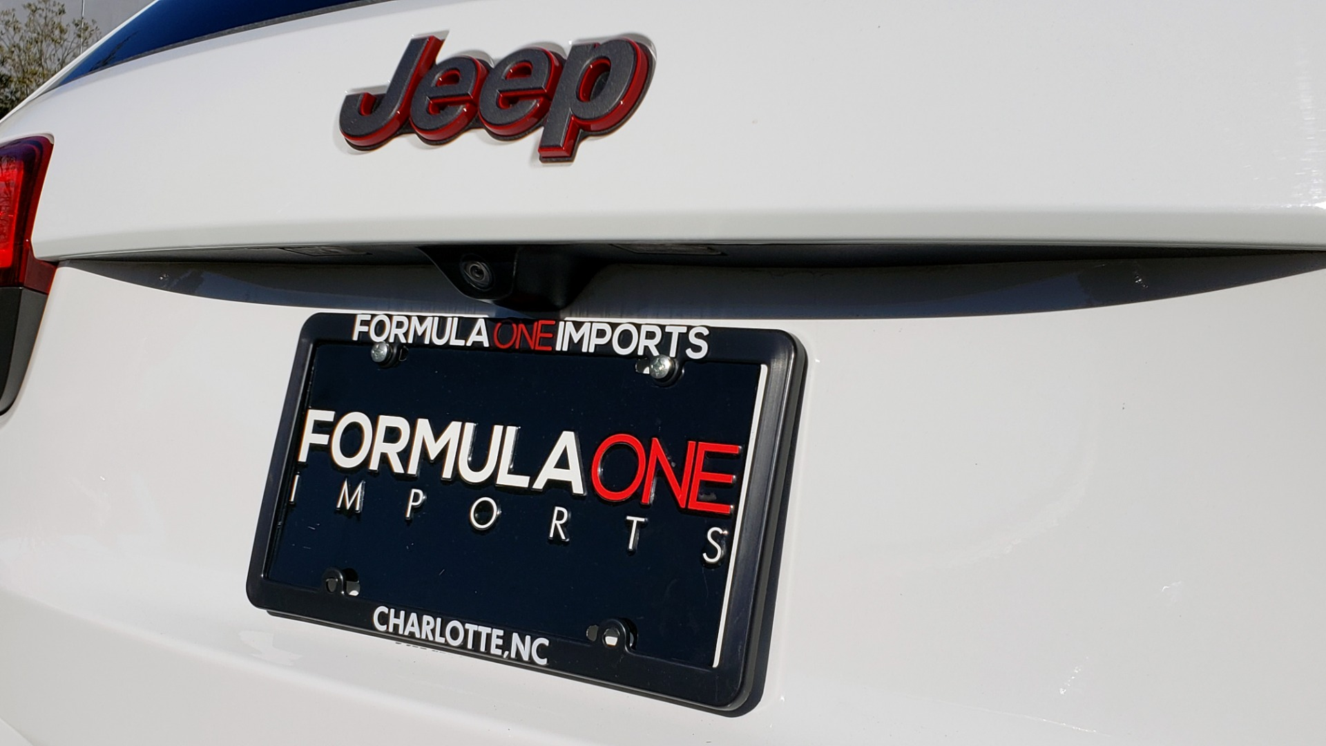 Used 2018 Jeep GRAND CHEROKEE TRAILHAWK 4X4 / NAV / REARVIEW / V6 / AUTO for sale Sold at Formula Imports in Charlotte NC 28227 26