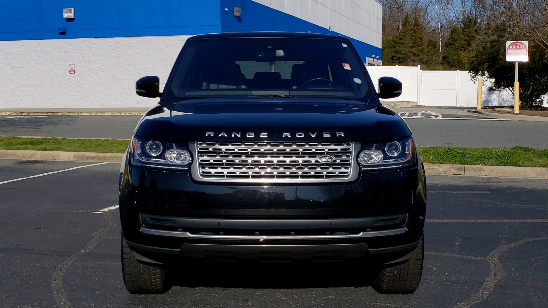 Used 2016 Land Rover RANGE ROVER HSE SC V6 / 4x4 / NAV / SUNROOF / REARVIEW for sale Sold at Formula Imports in Charlotte NC 28227 20
