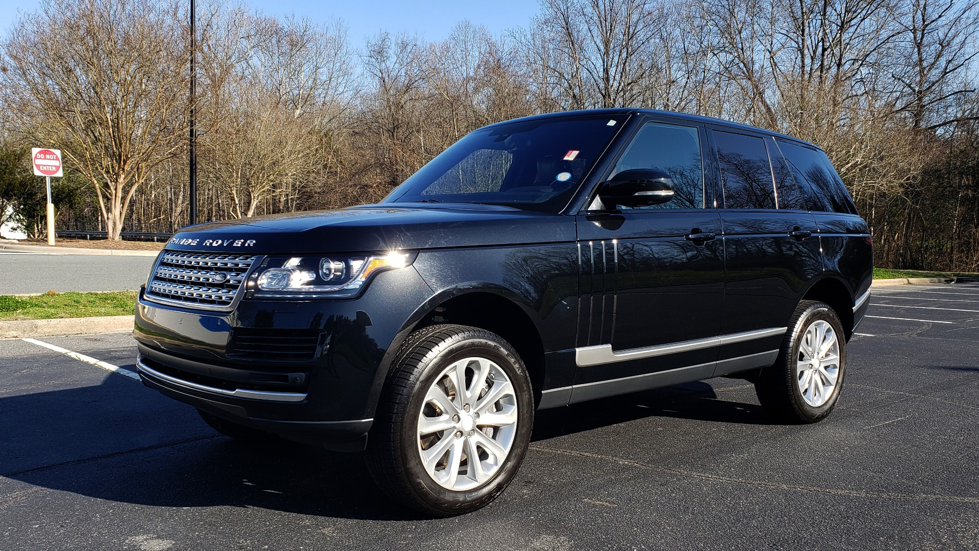 Used 2016 Land Rover RANGE ROVER HSE SC V6 / 4x4 / NAV / SUNROOF / REARVIEW for sale Sold at Formula Imports in Charlotte NC 28227 1