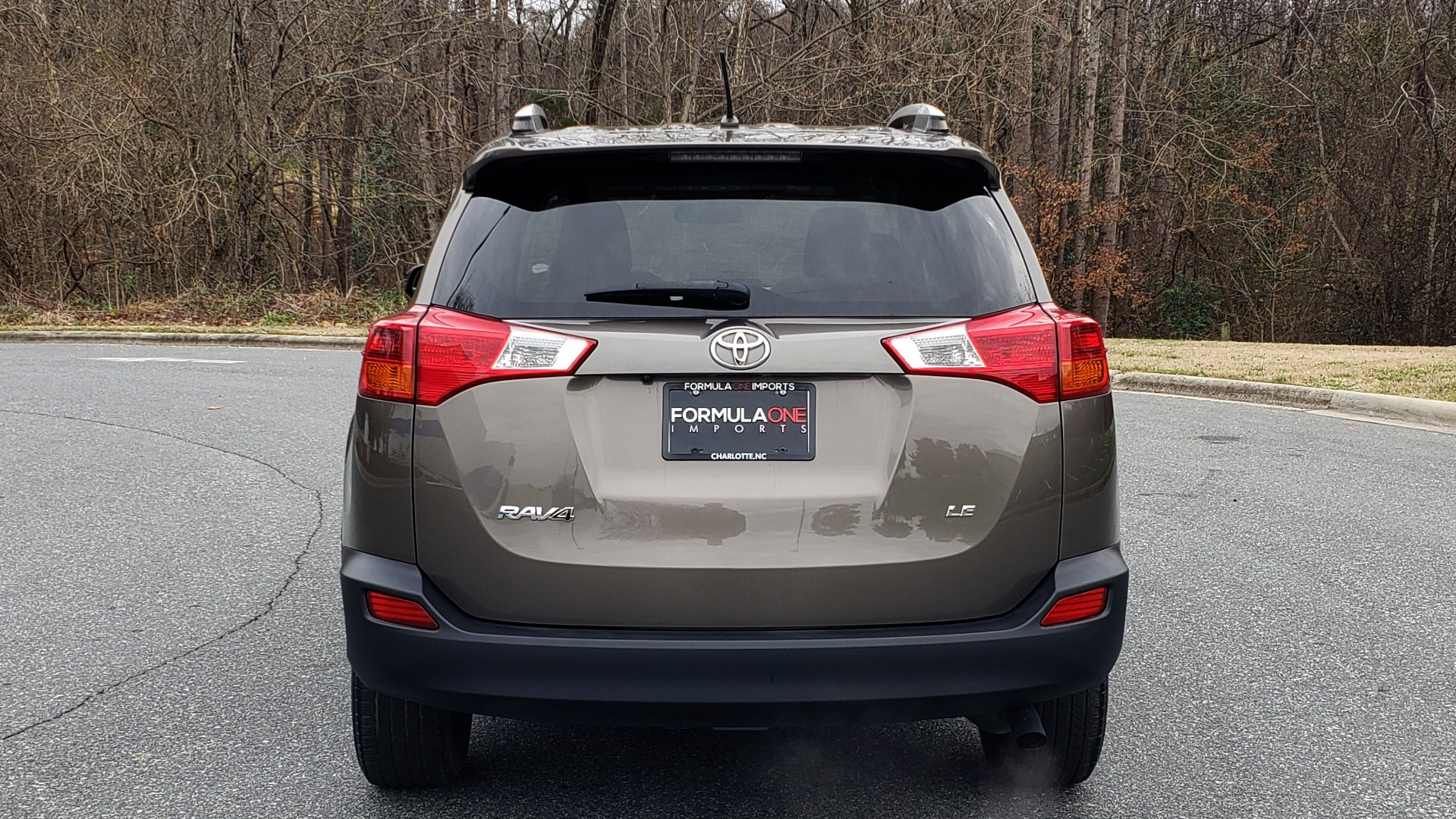 Used 2013 Toyota RAV4 LE / AUTO / FWD / 29 MPG HWY / CLEAN CARFAX for sale Sold at Formula Imports in Charlotte NC 28227 26
