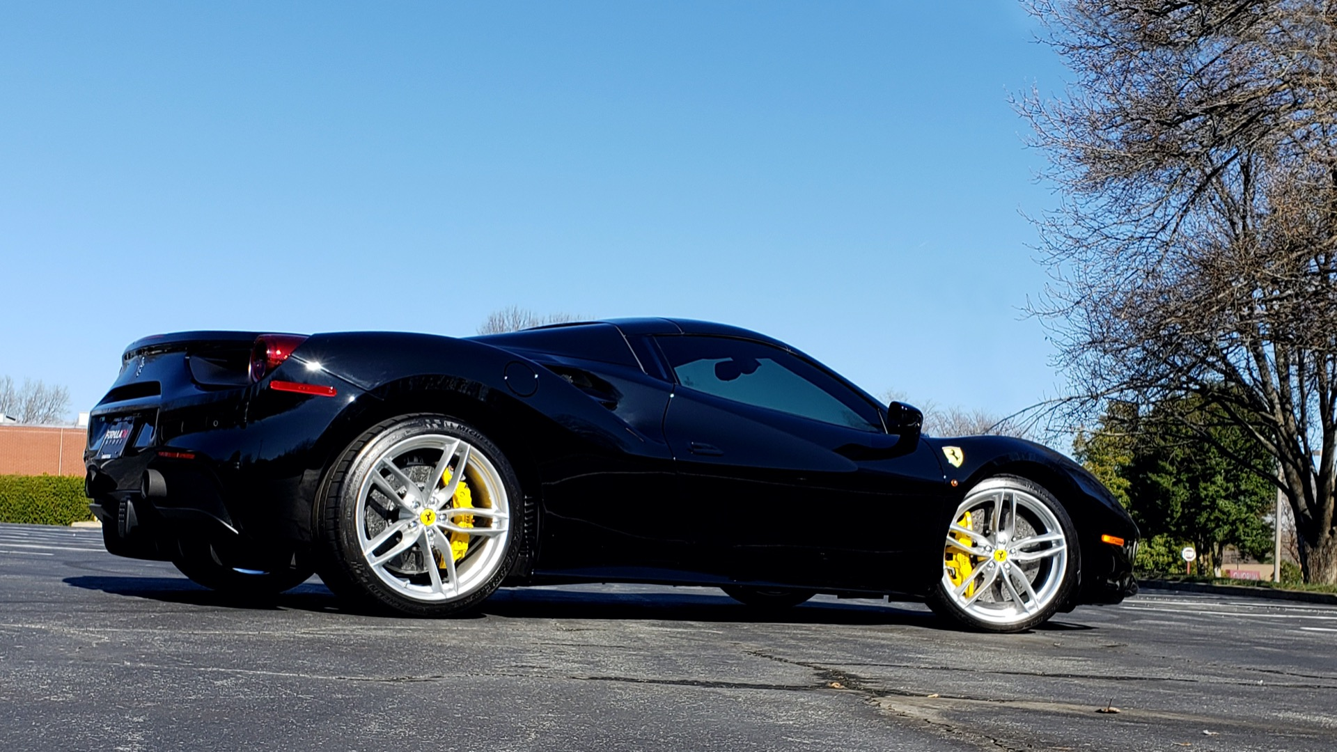 Used 2017 Ferrari 488 SPIDER F1 TRANS / 661HP / POWER-TOP / PREM SOUND / SPORT EXH for sale Sold at Formula Imports in Charlotte NC 28227 15