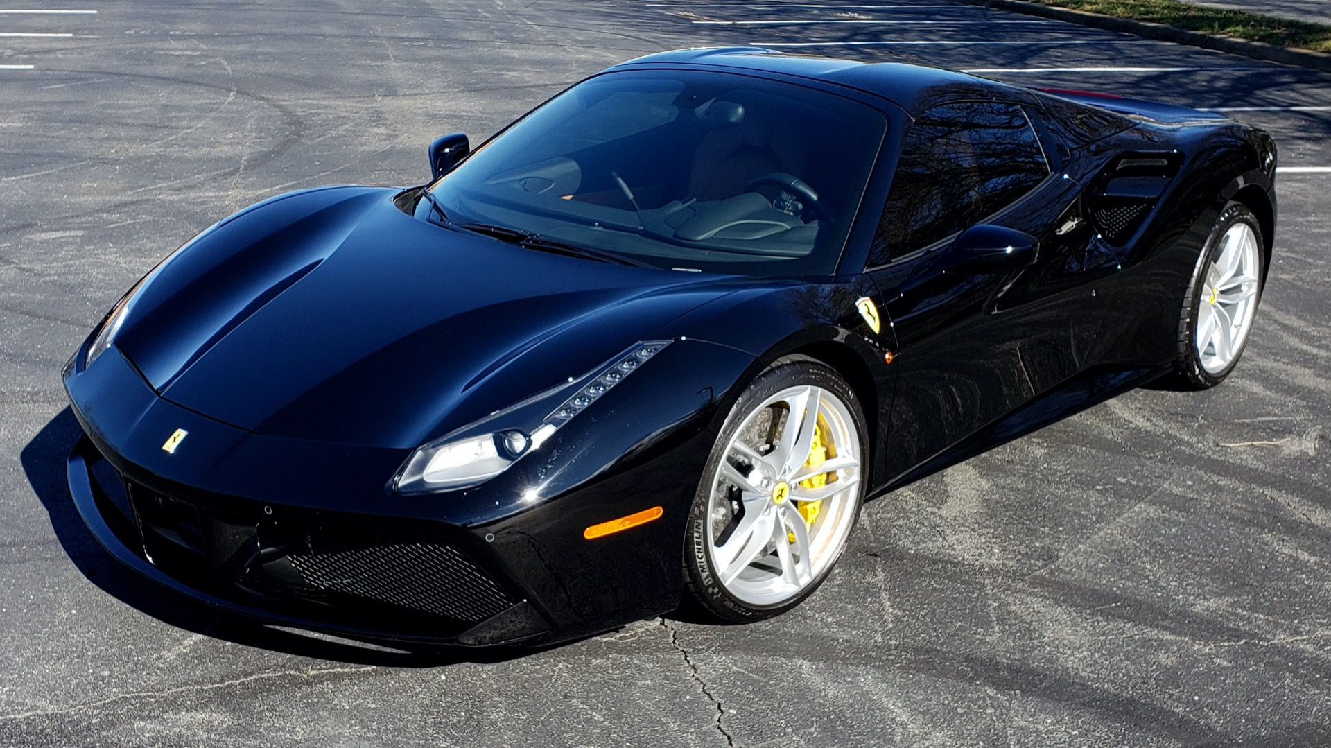 Used 2017 Ferrari 488 Spider SUSP LFT / JBL SND / SPRT EXH / F1 TRANS for sale $315,000 at Formula Imports in Charlotte NC 28227 2
