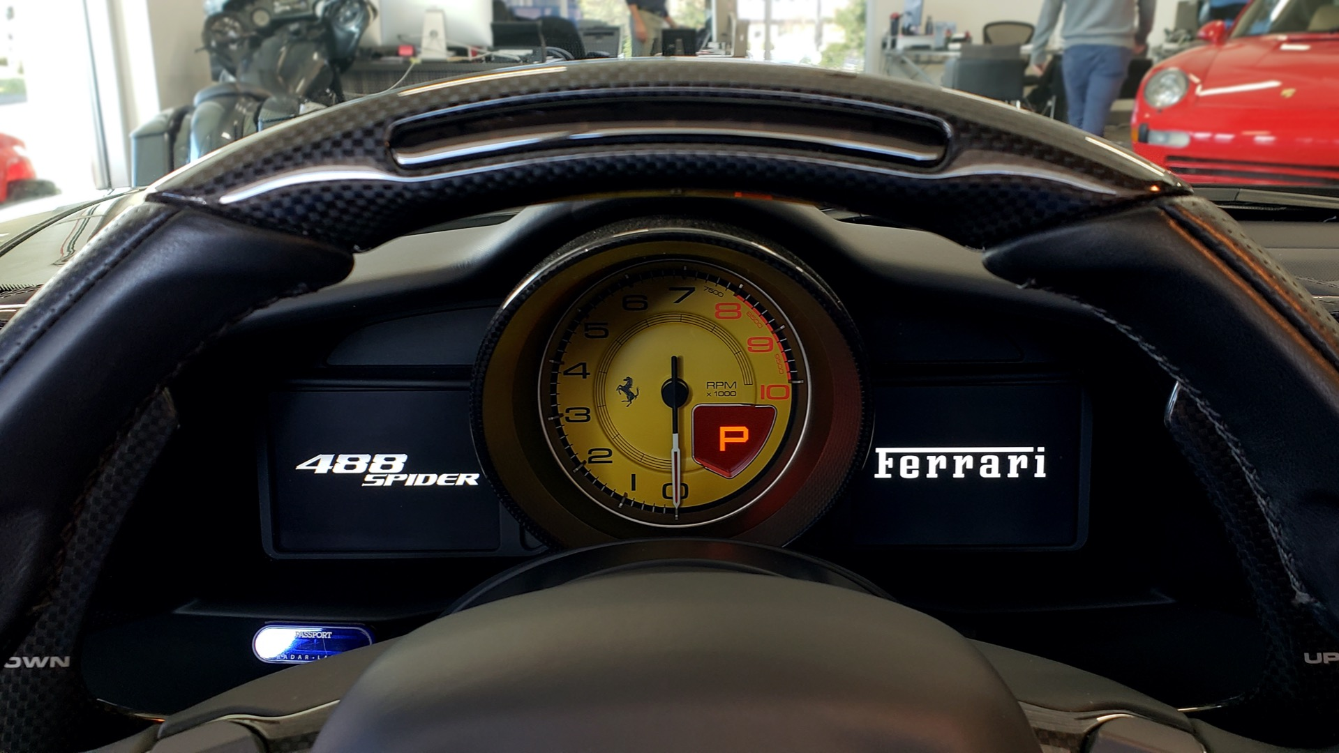 Used 2017 Ferrari 488 Spider SUSP LFT / JBL SND / SPRT EXH / F1 TRANS for sale $315,000 at Formula Imports in Charlotte NC 28227 54