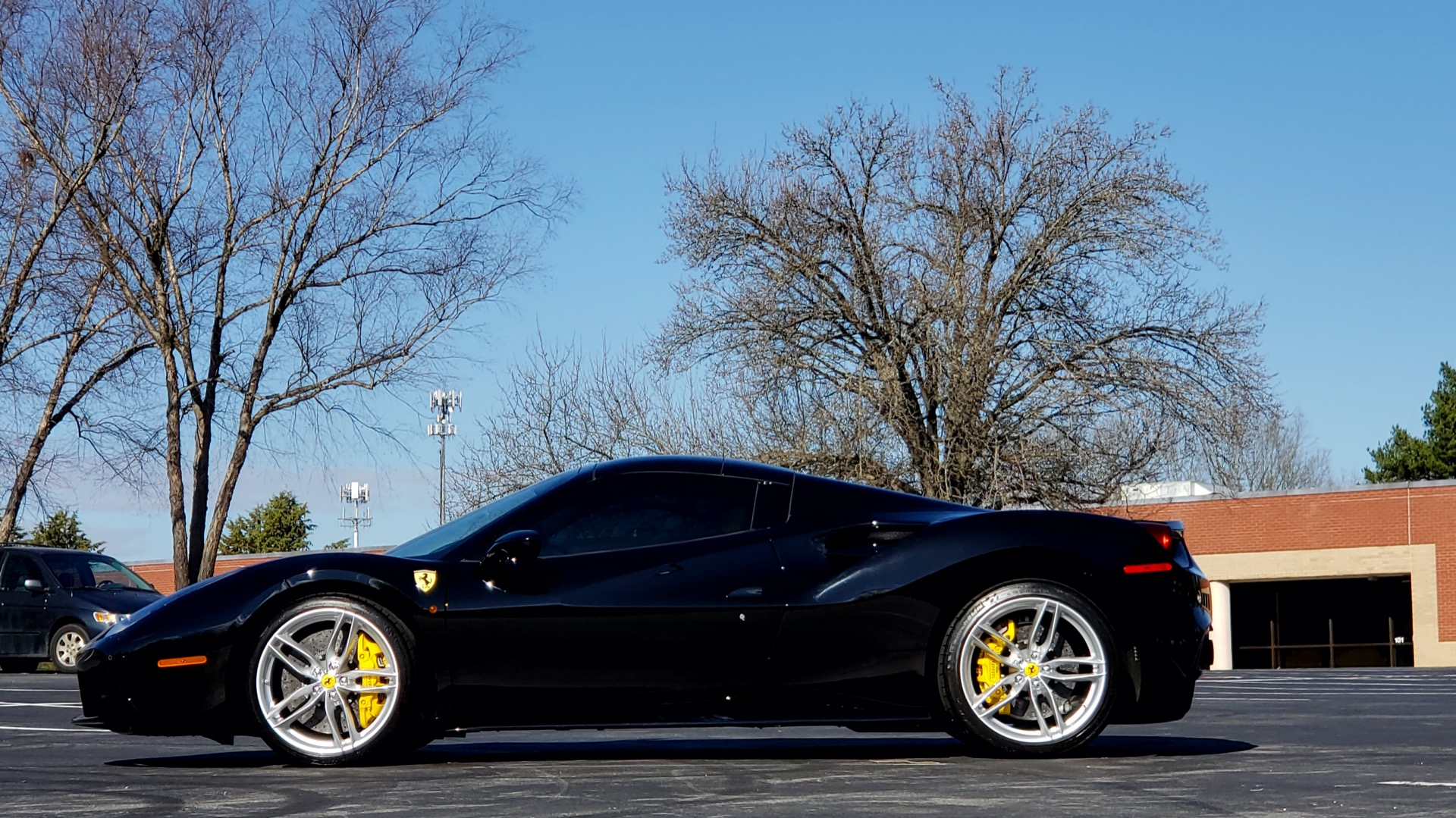 Used 2017 Ferrari 488 Spider SUSP LFT / JBL SND / SPRT EXH / F1 TRANS for sale $315,000 at Formula Imports in Charlotte NC 28227 6